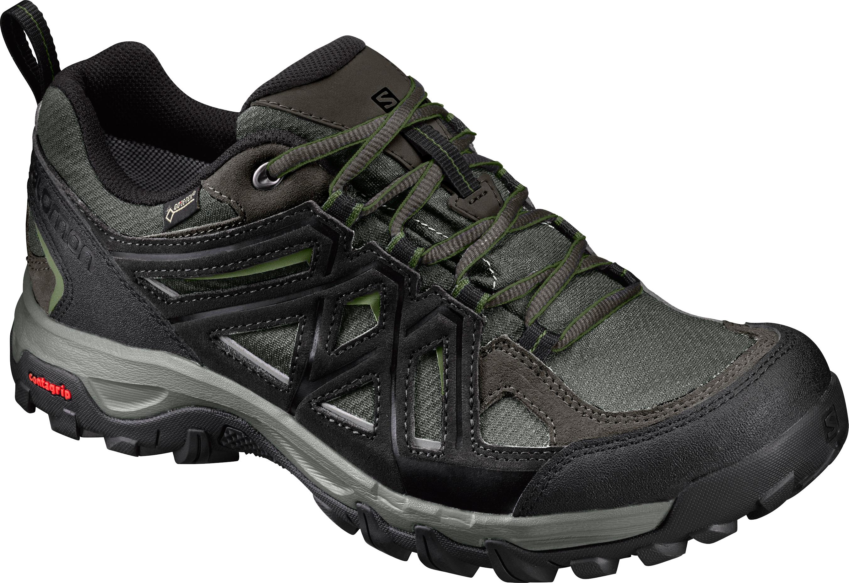 Salomon Men's Evasion 2 Light Gtx Trail Shoes TF1KJlc