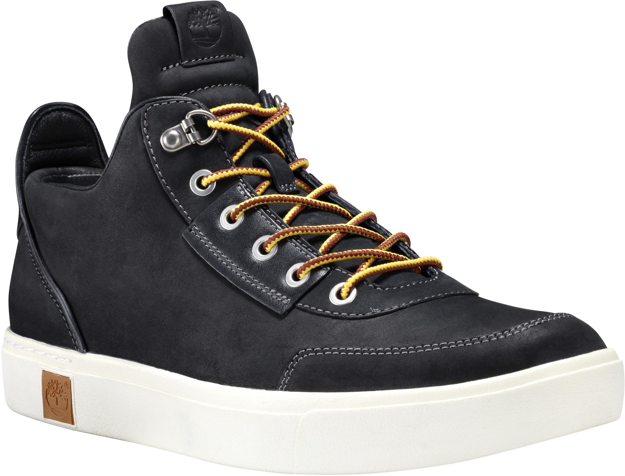 Timberland Amherst High Top Chukka Boots Sneakers Ultra Light Men's Shoes