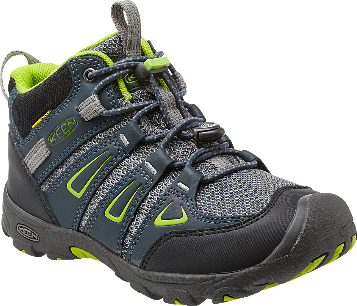 e80c6e9e3c4 Keen Oakridge Mid Waterproof Shoes - Children to Youths | MEC