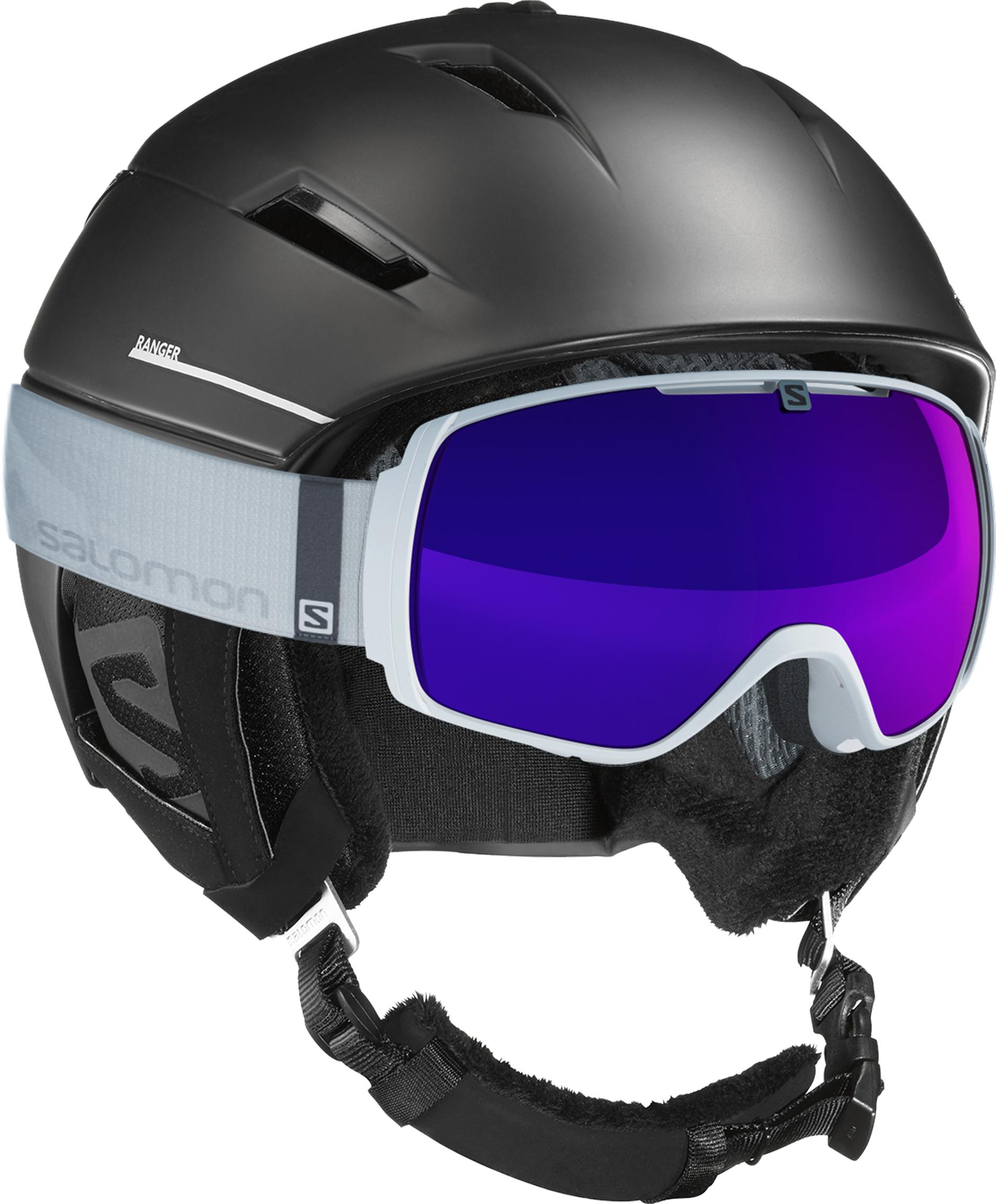 great fit shop outlet for sale Salomon Ranger 2 Custom Air Snow Helmet - Men's