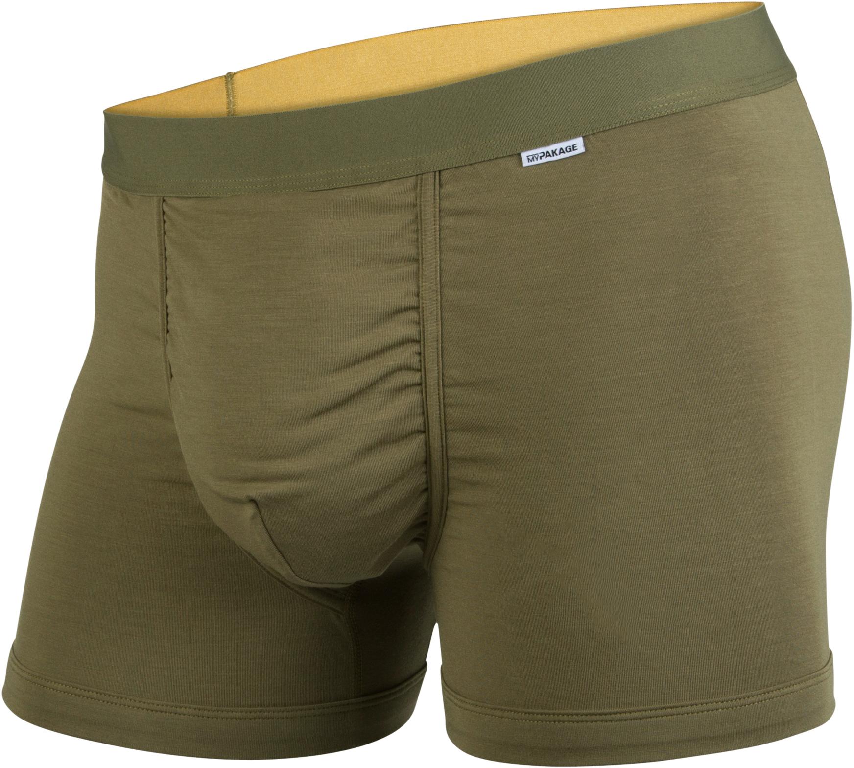 Clothing, Shoes & Accessories Underwear MyPakage Men's Weekday Trunk Underwear