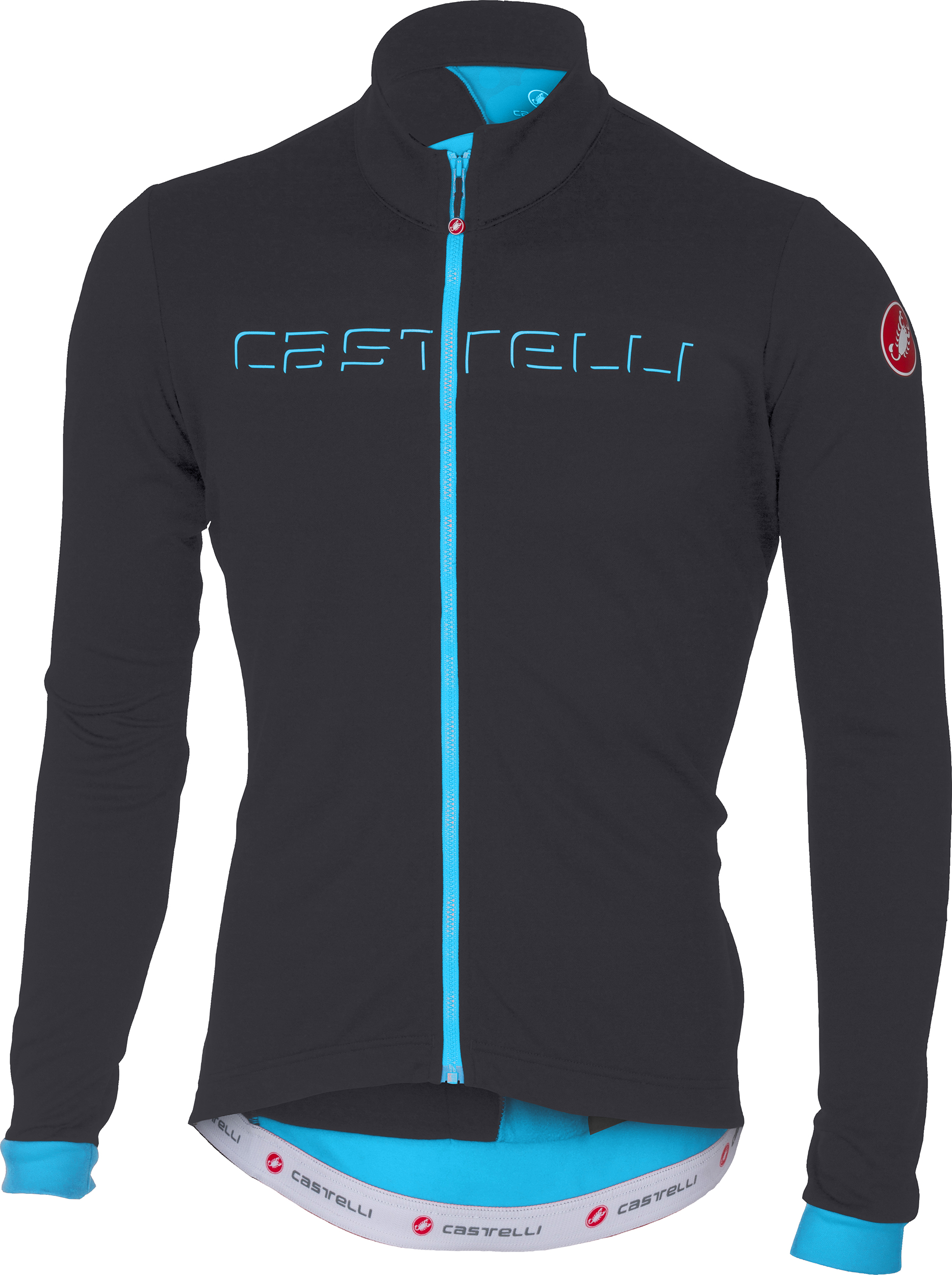 Castelli Fondo Long Sleeve Jersey FZ - Men s 0879fb8e7