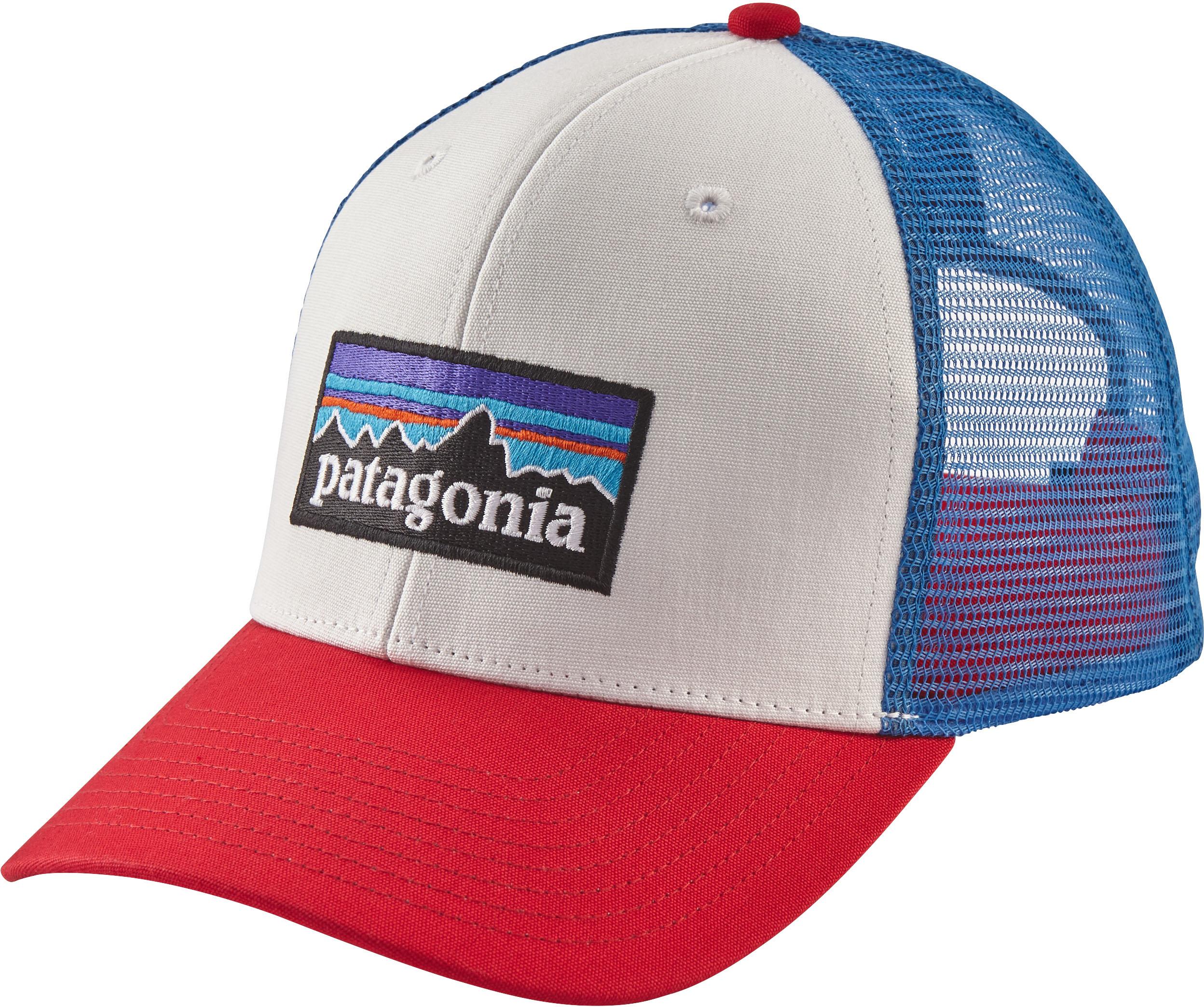 0d3f1ecb Patagonia P-6 Logo Trucker Hat - Men's | MEC