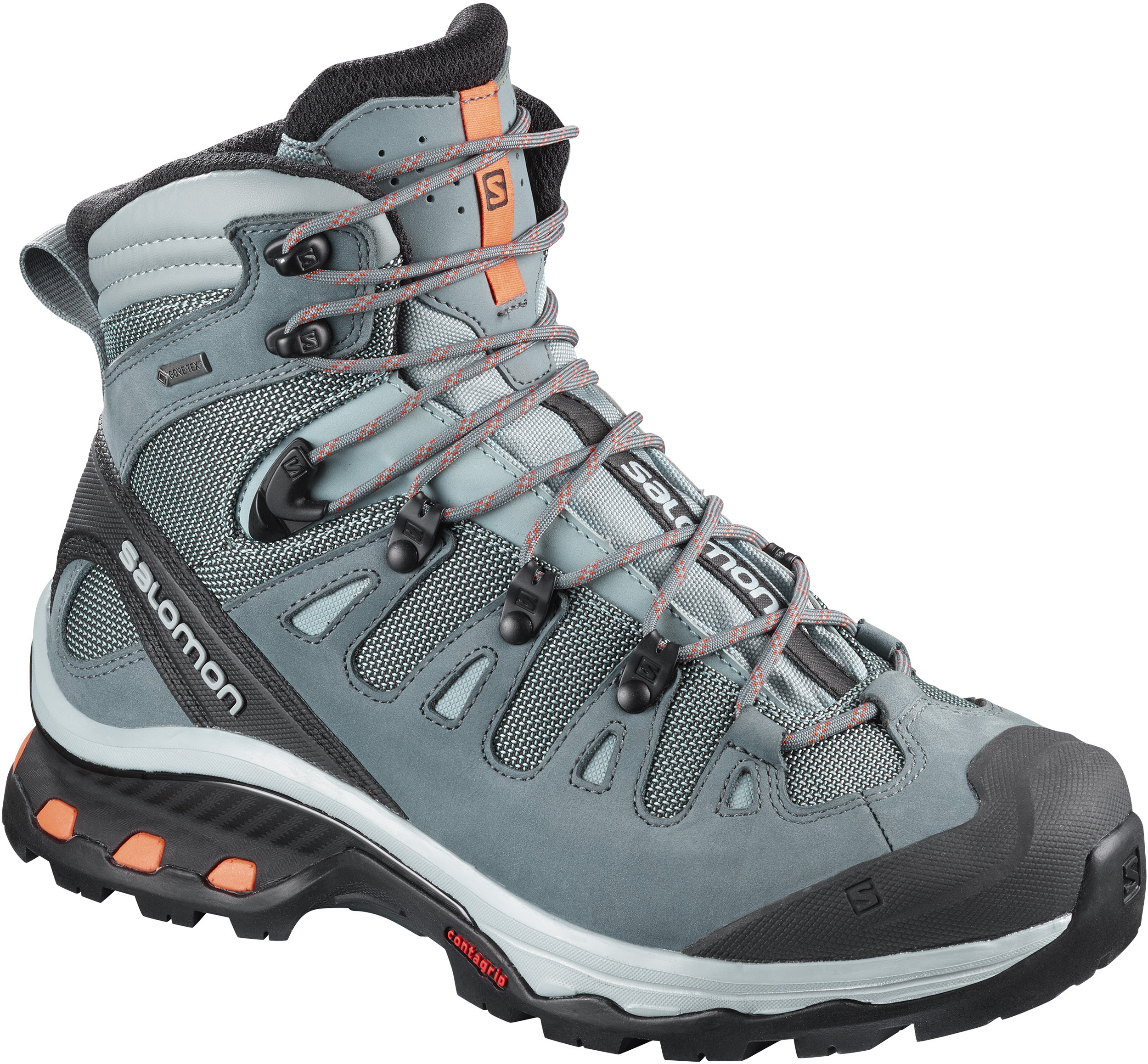 Tex Salomon Boots Women's Quest Gore Hiking 4d 3 YWD9IEH2