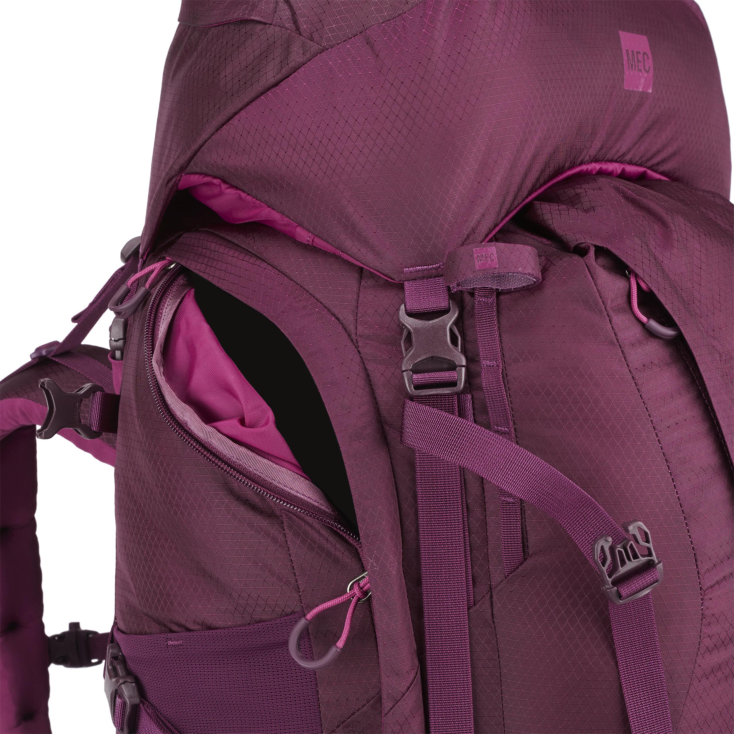 MEC Omega 60 Backpack - Women s 489f5696f5b4c