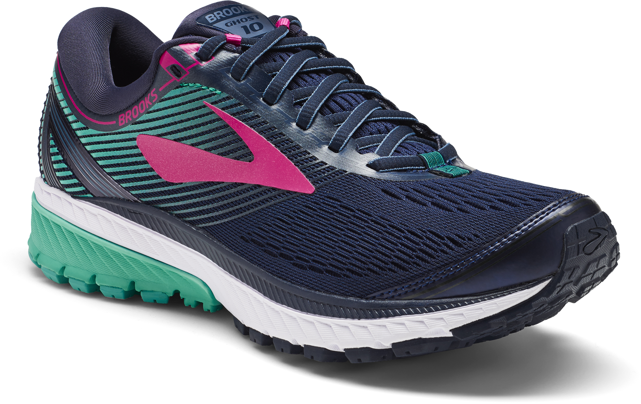 4538b06c510 Brooks Ghost 10 Road Runnings Shoes - Women s
