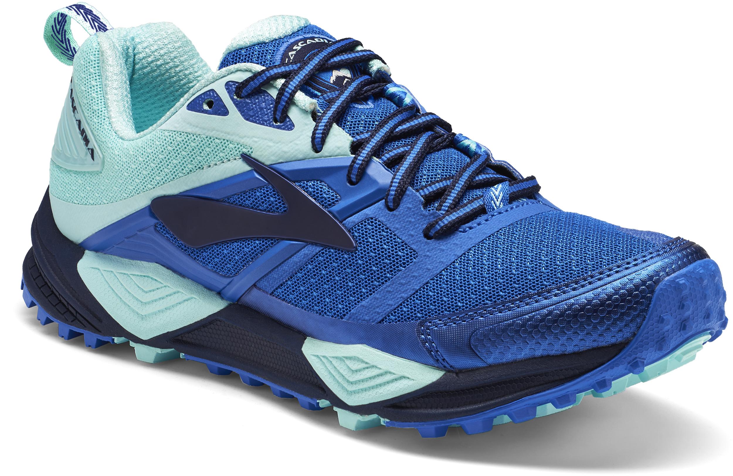 Brooks Cascadia 12 Trail Run Shoes