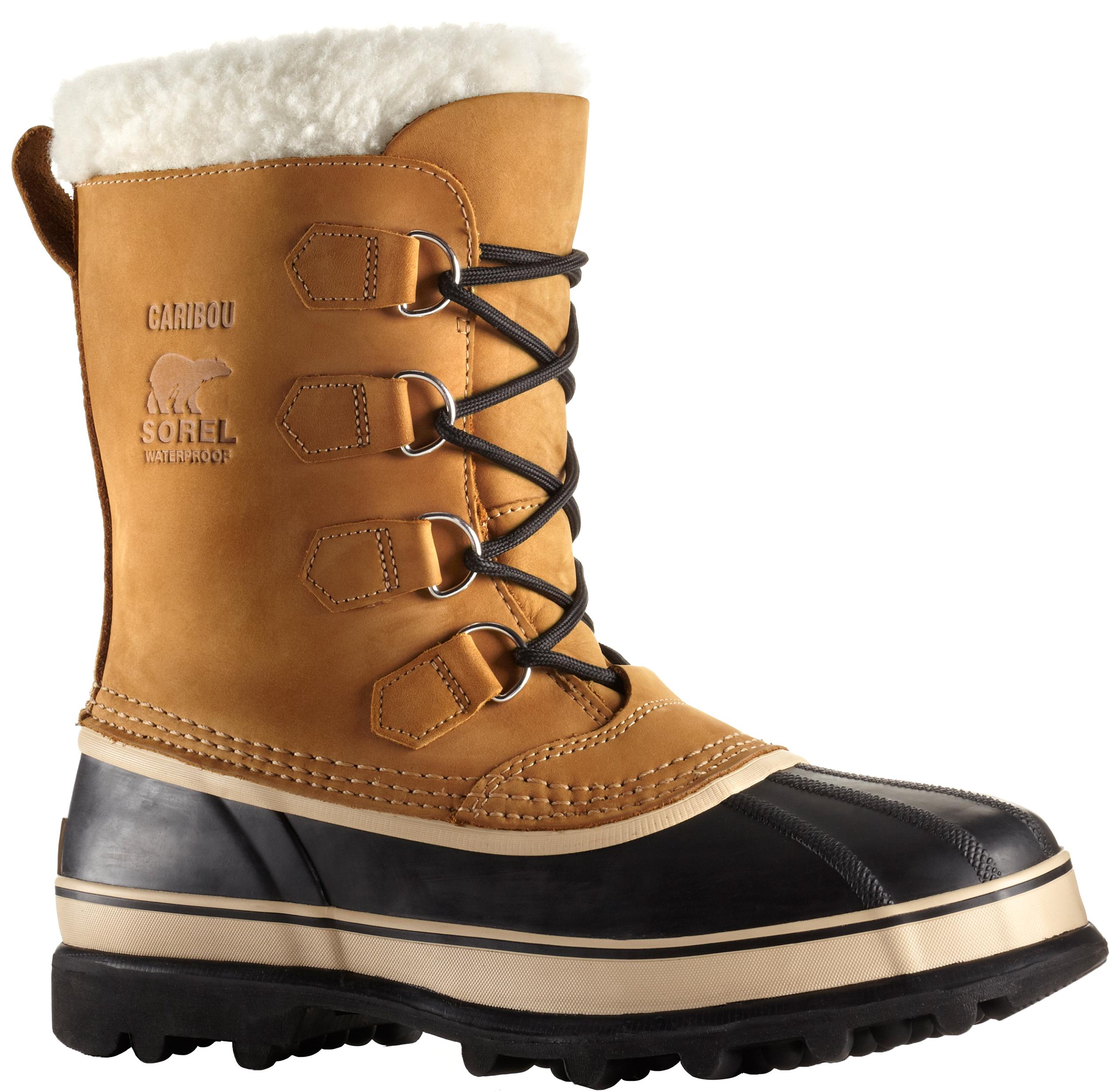 Sorel Caribou Waterproof Winter Boots