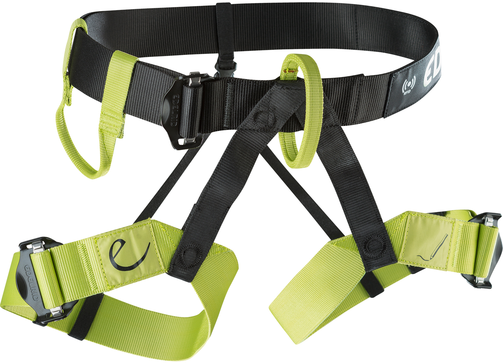 Klettergurt Edelrid Fraggle : Edelrid climbing harnesses