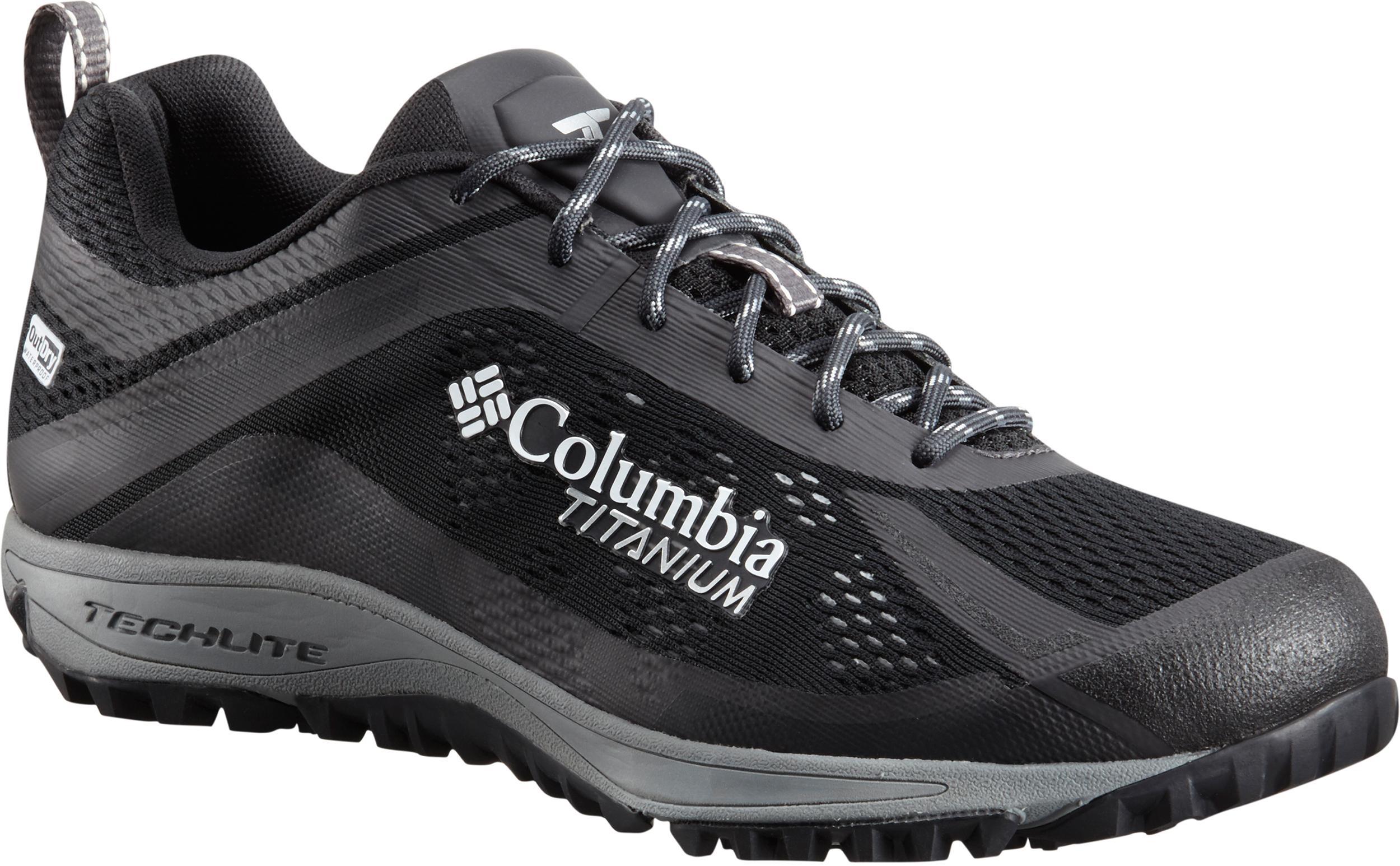 Men's Outdry Columbia Iii Shoes Titanium Conspiracy xwWqXF1z