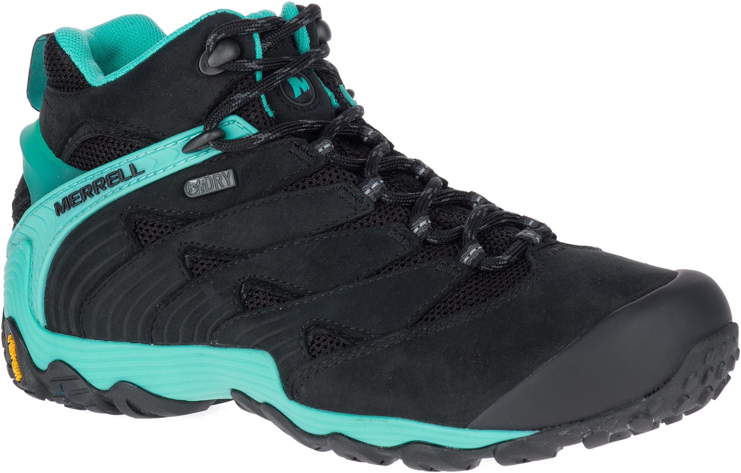 70f7c56e7 Merrell Chameleon 7 Mid Waterproof Hiking Boots - Women's