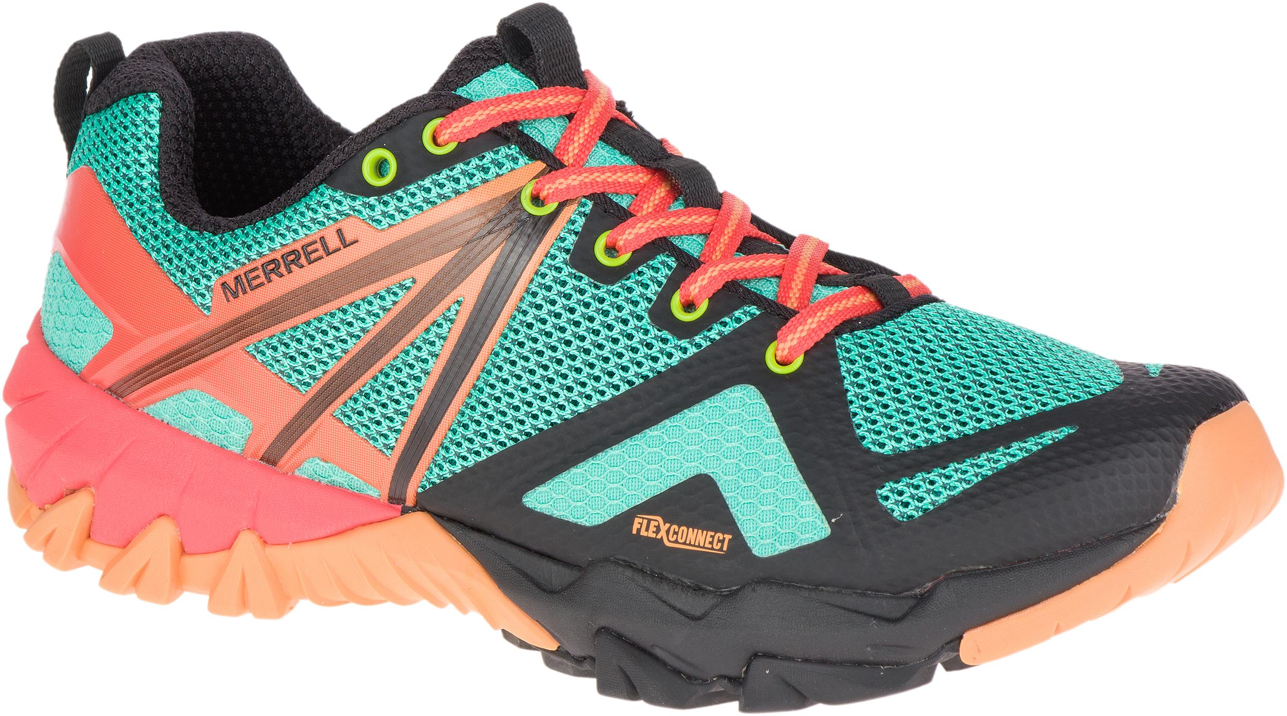 Merrell MQM Flex Vent Light Trail Shoes