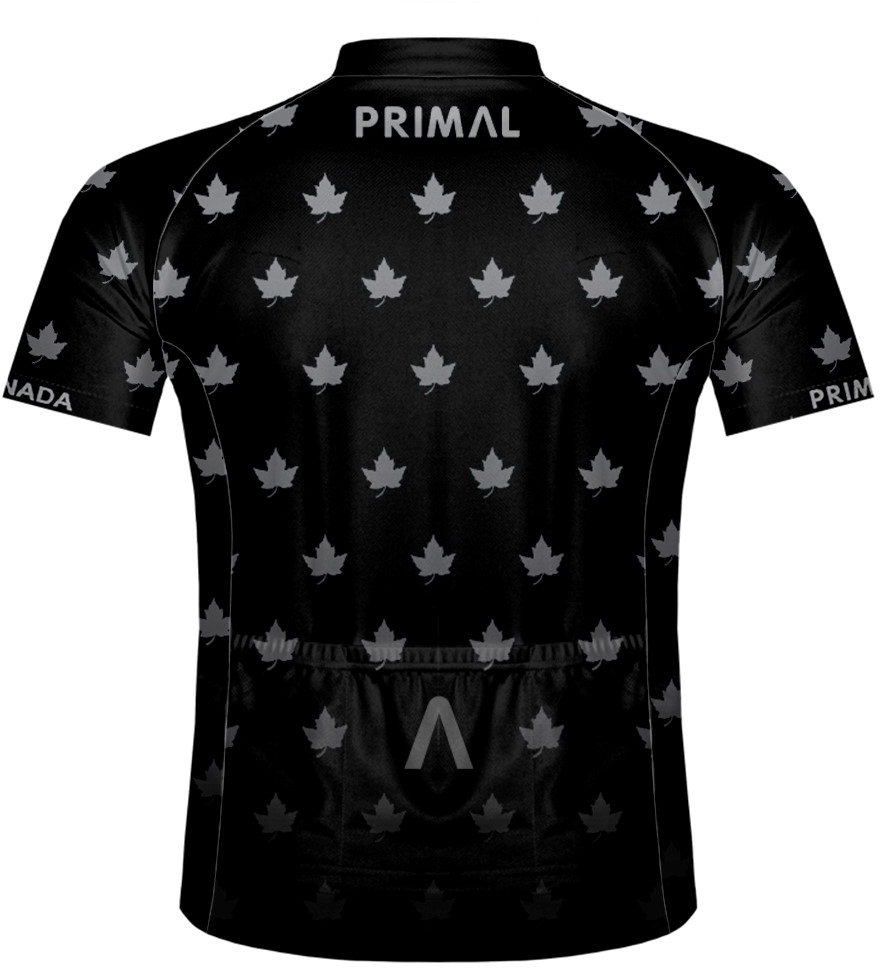 Primal Wear Canada Cycling jersey Men/'s Short Sleeve with Socks