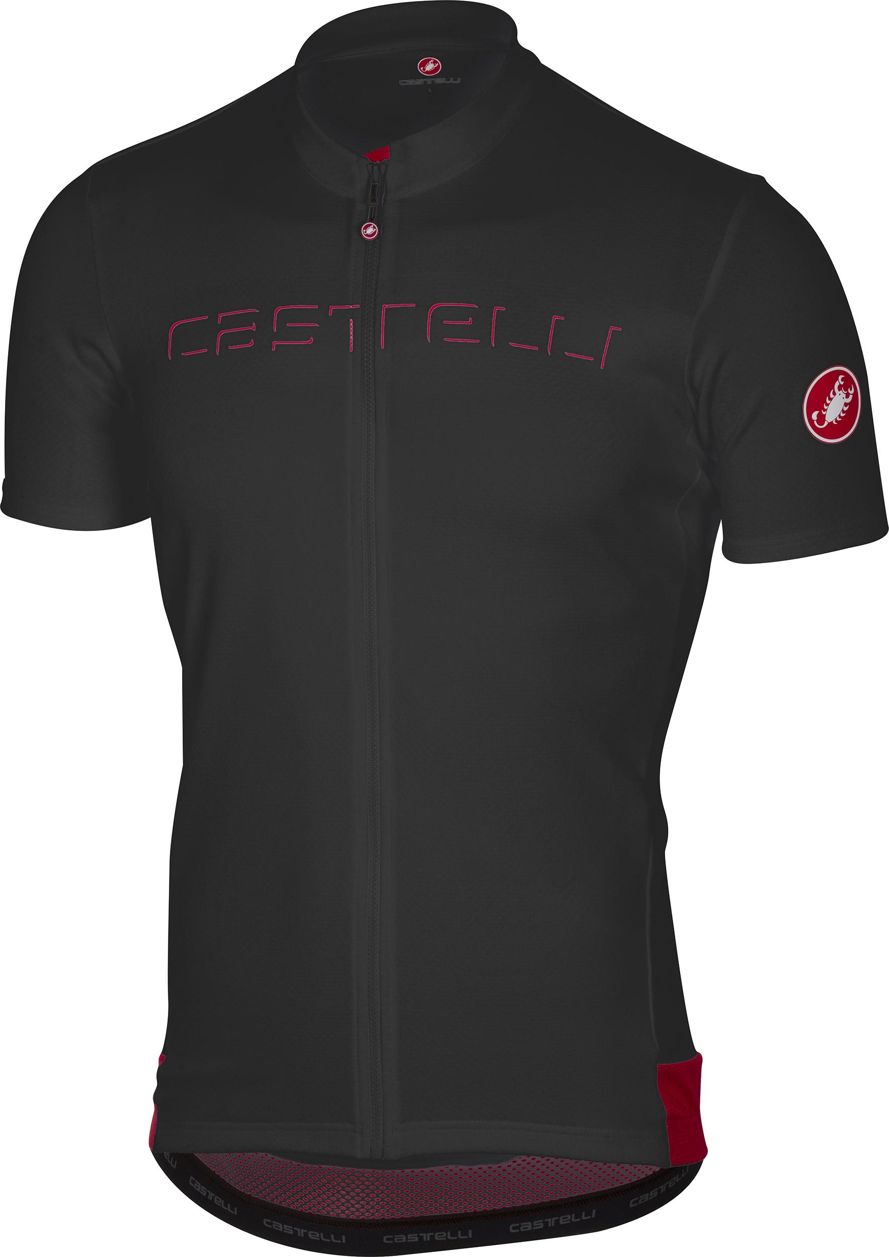 Castelli Men s Short sleeved jerseys 691518ca7