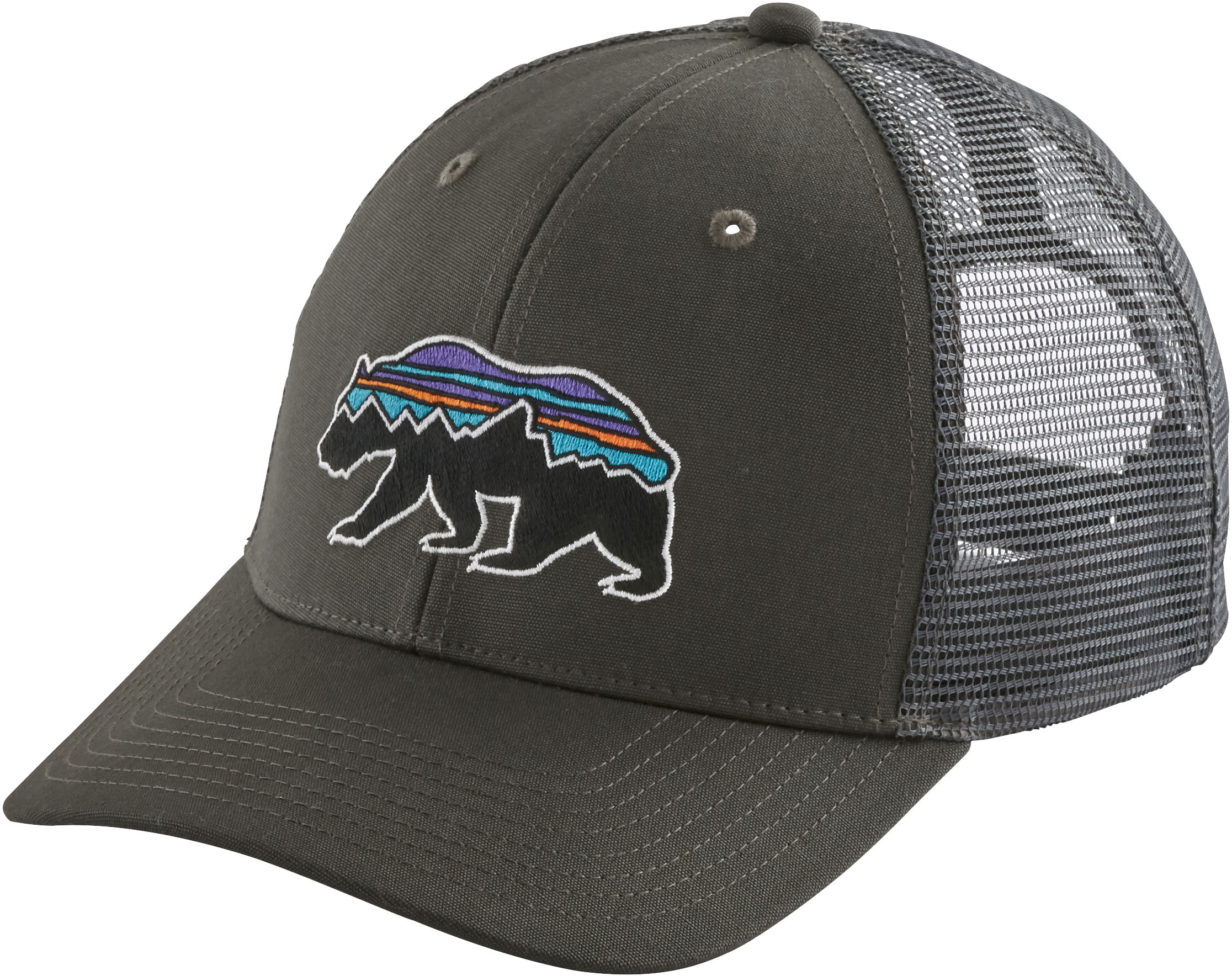 9adf12171 Patagonia Fitz Roy Bear Trucker Hat - Men's
