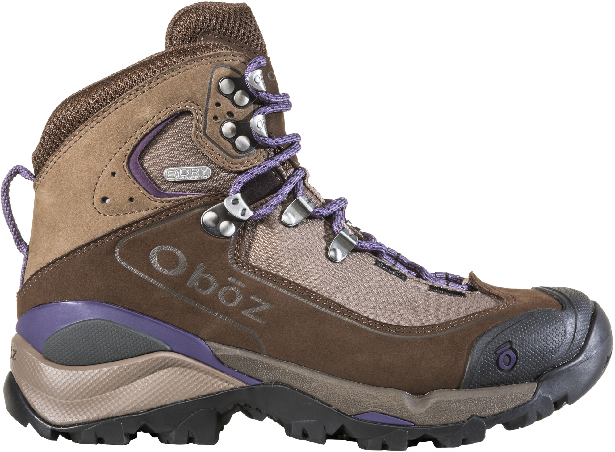 2a4daec396e5 Oboz Wind River III Hiking Boots - Women s