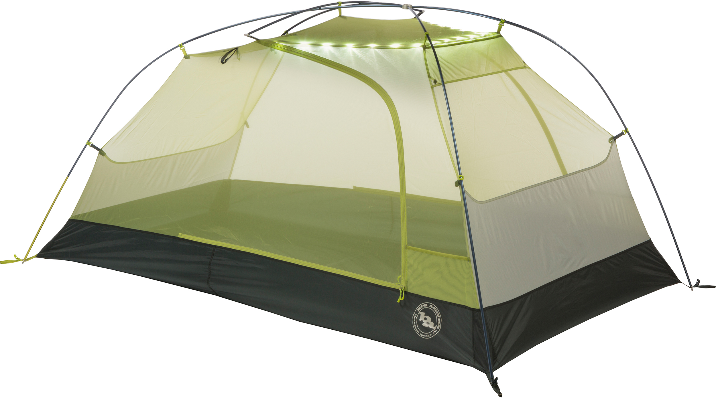 Big Agnes Manzanares HV Superlight 2-Person mtnGLO Tent