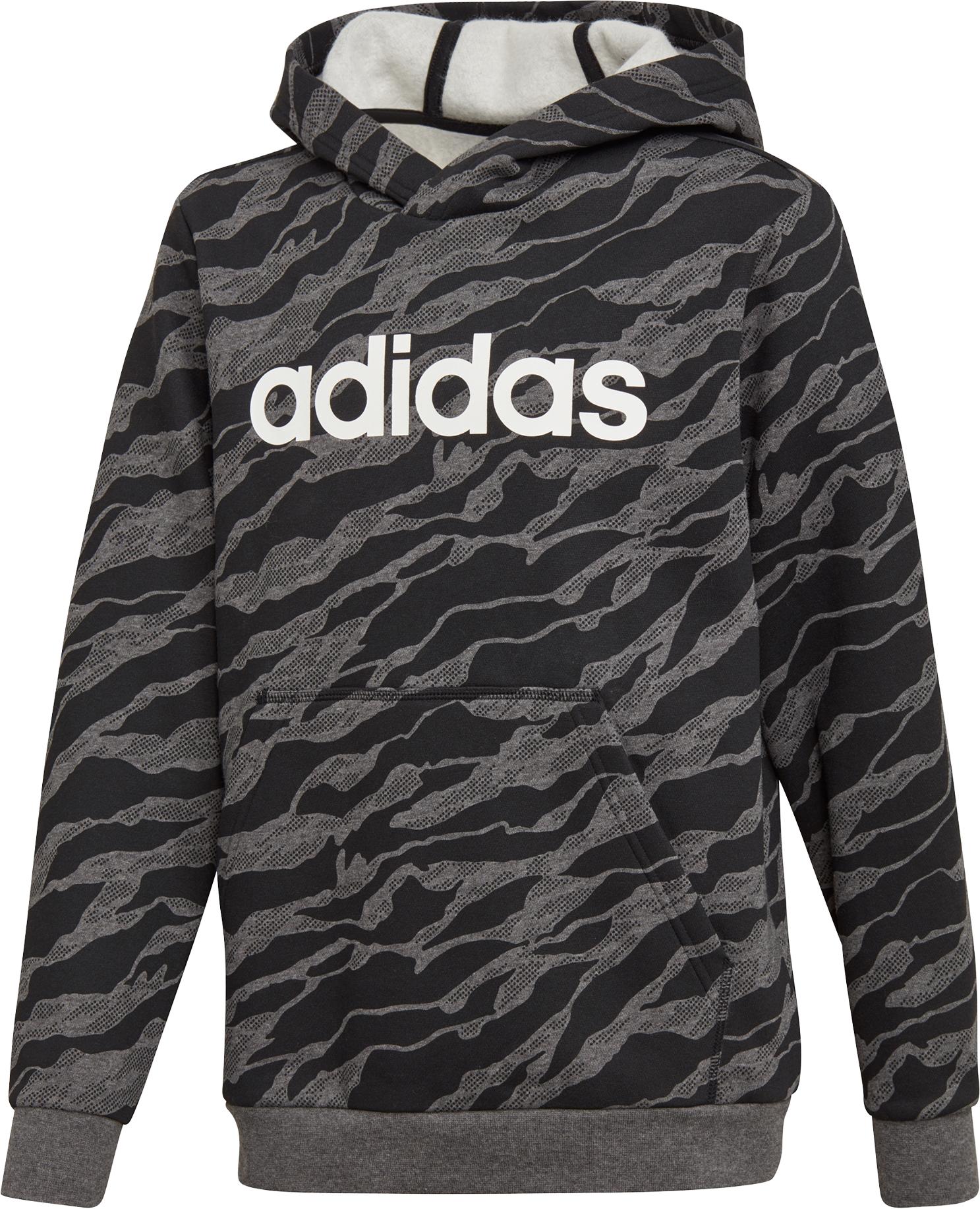 49d548bac Adidas Linear Hoodie - Boys' - Youths | MEC