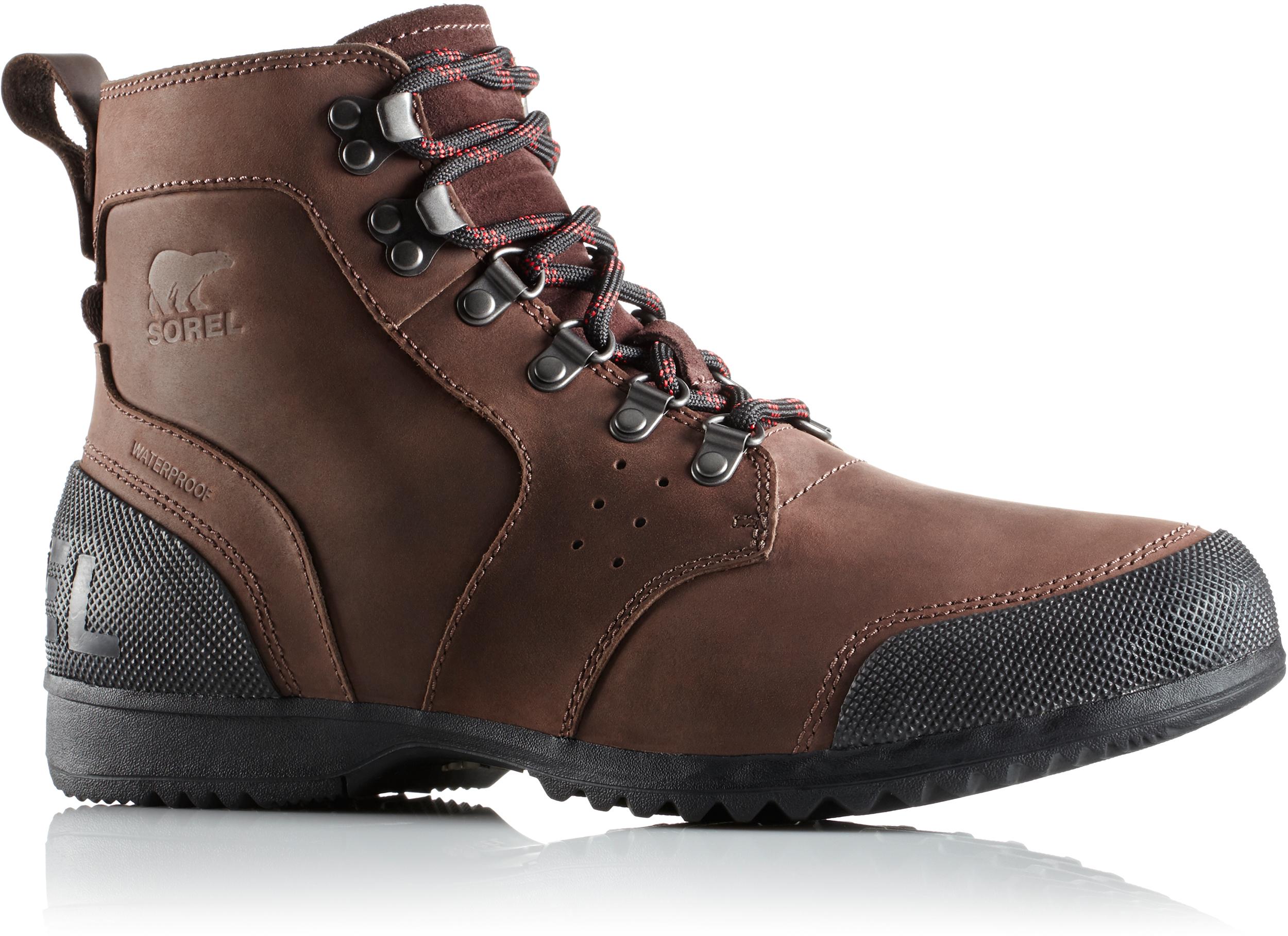 Sorel Ankeny Waterproof Mid Hiker Boots