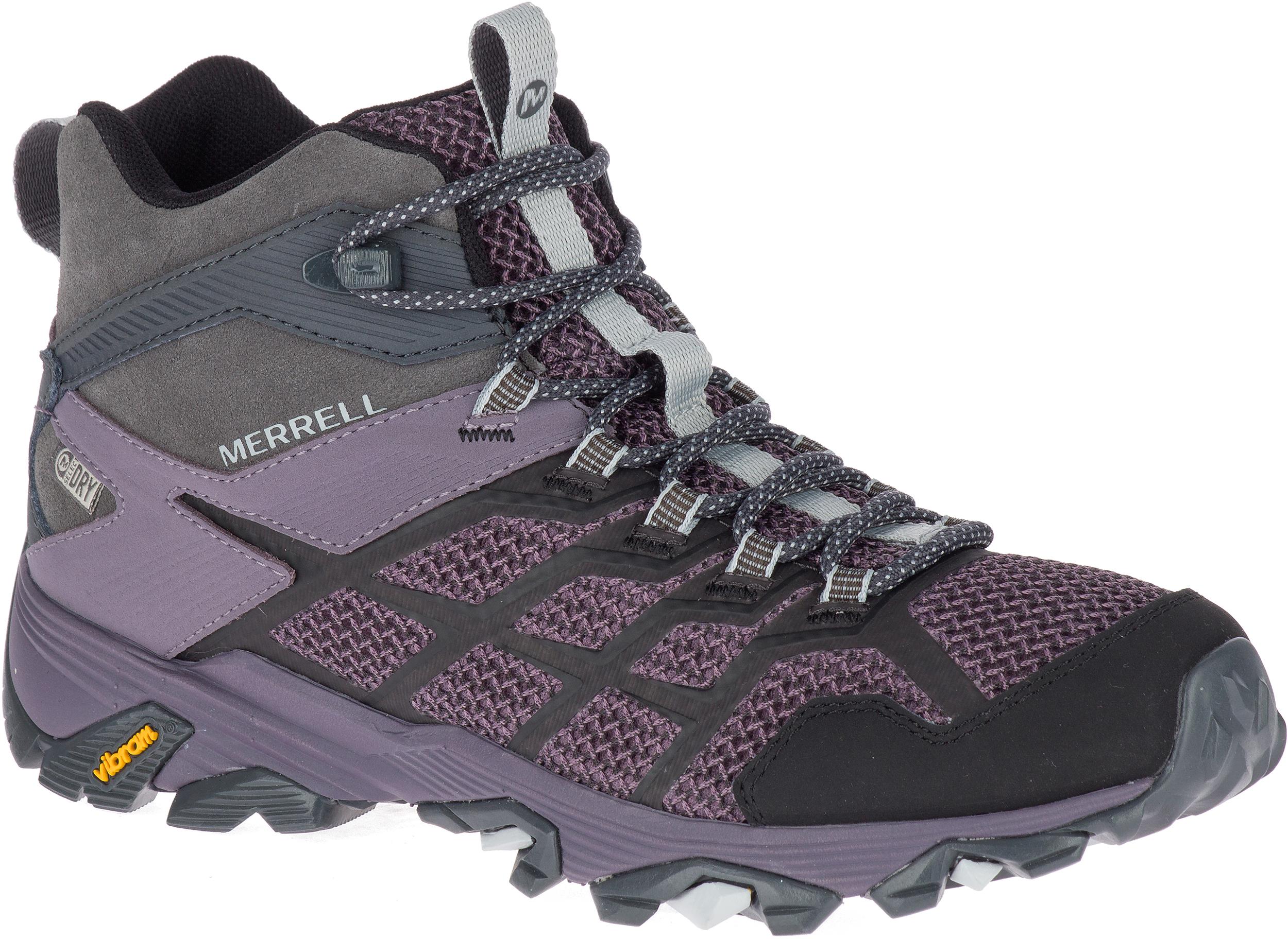 aef9958fbc1 Merrell Moab FST II Mid Waterproof Light Trail Shoes - Women's | MEC