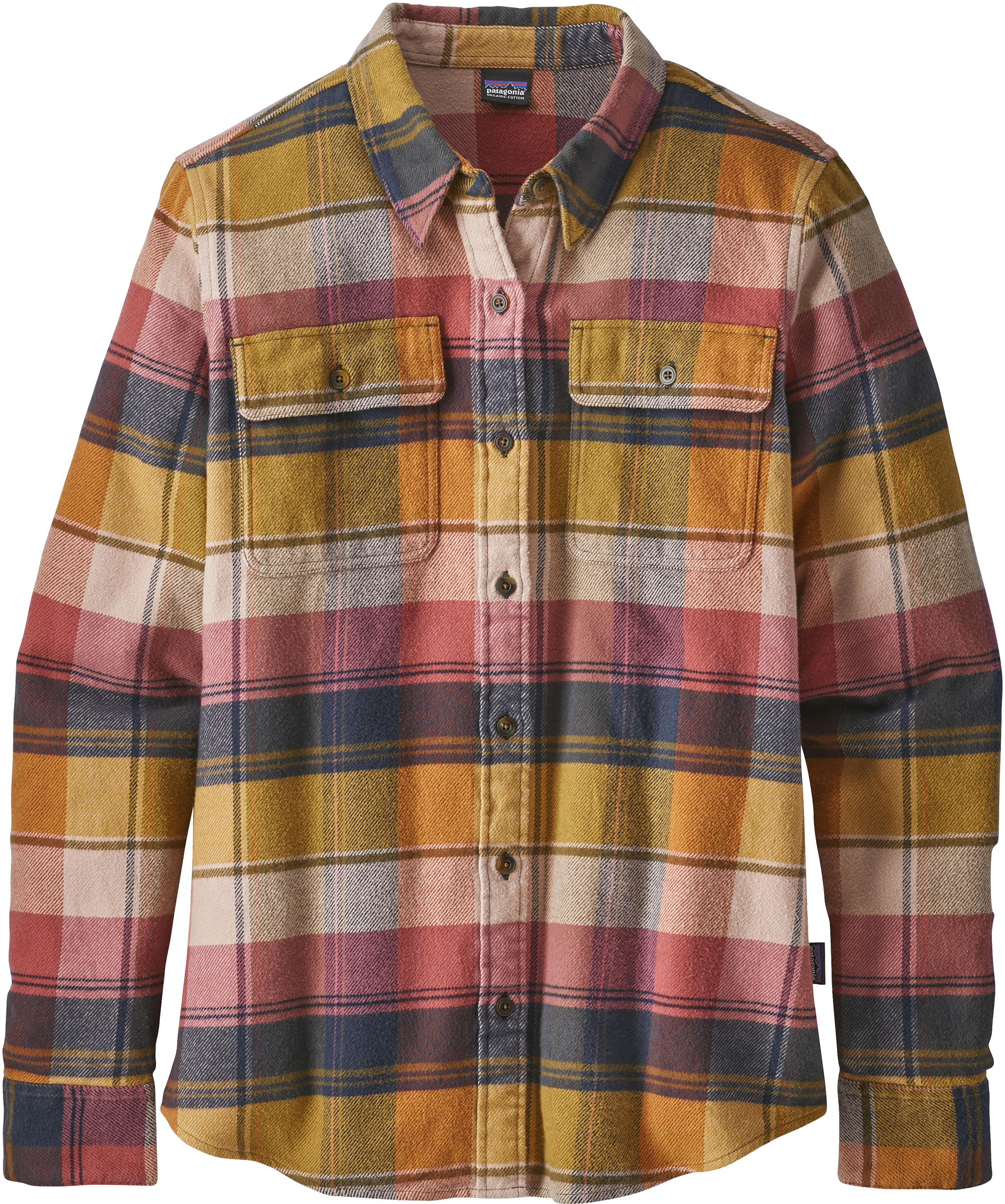 aa8878d1 Patagonia Fjord Flannel Long Sleeve Shirt - Women's | MEC