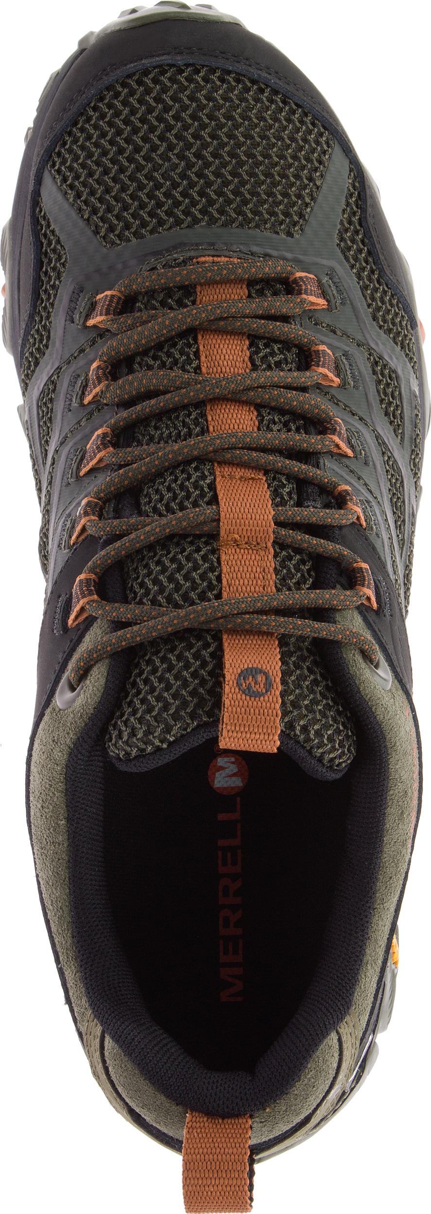 Merrell Fst Randonnée Moab Chaussures HommesMec De Imperméables NPnOk80wX