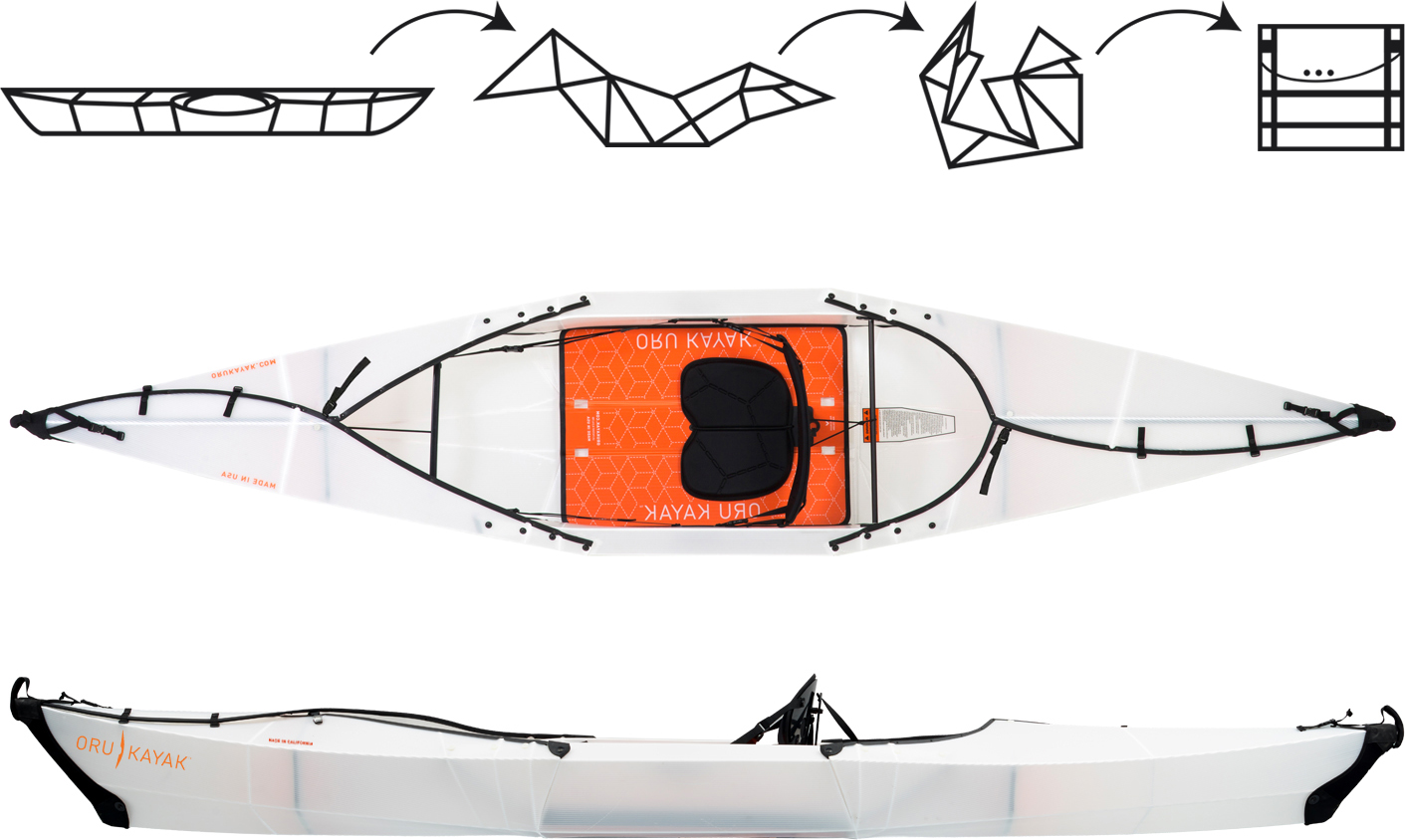 Oru Kayaks Beach LT Folding Kayak