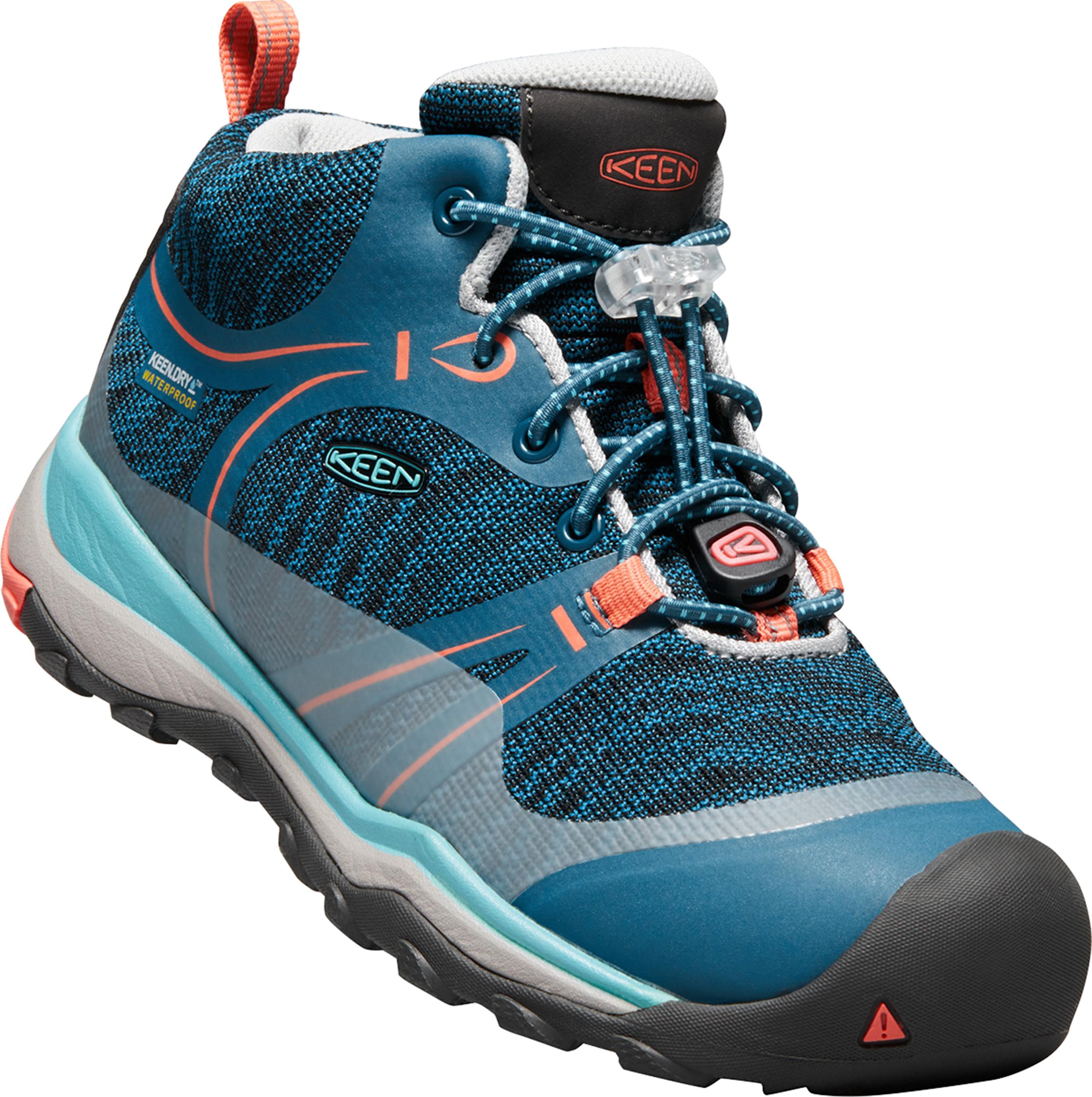 Boys' Shoes Professional Sale Vasque Us 5 Eu 37 Kids Boys Monolith Low Ultradry Waterproof Trail Hiking Shoes