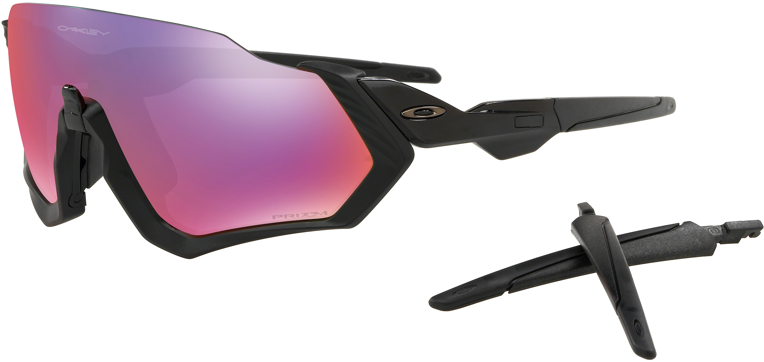 7c31d7650 Oakley Flight Jacket Sunglasses - Unisex