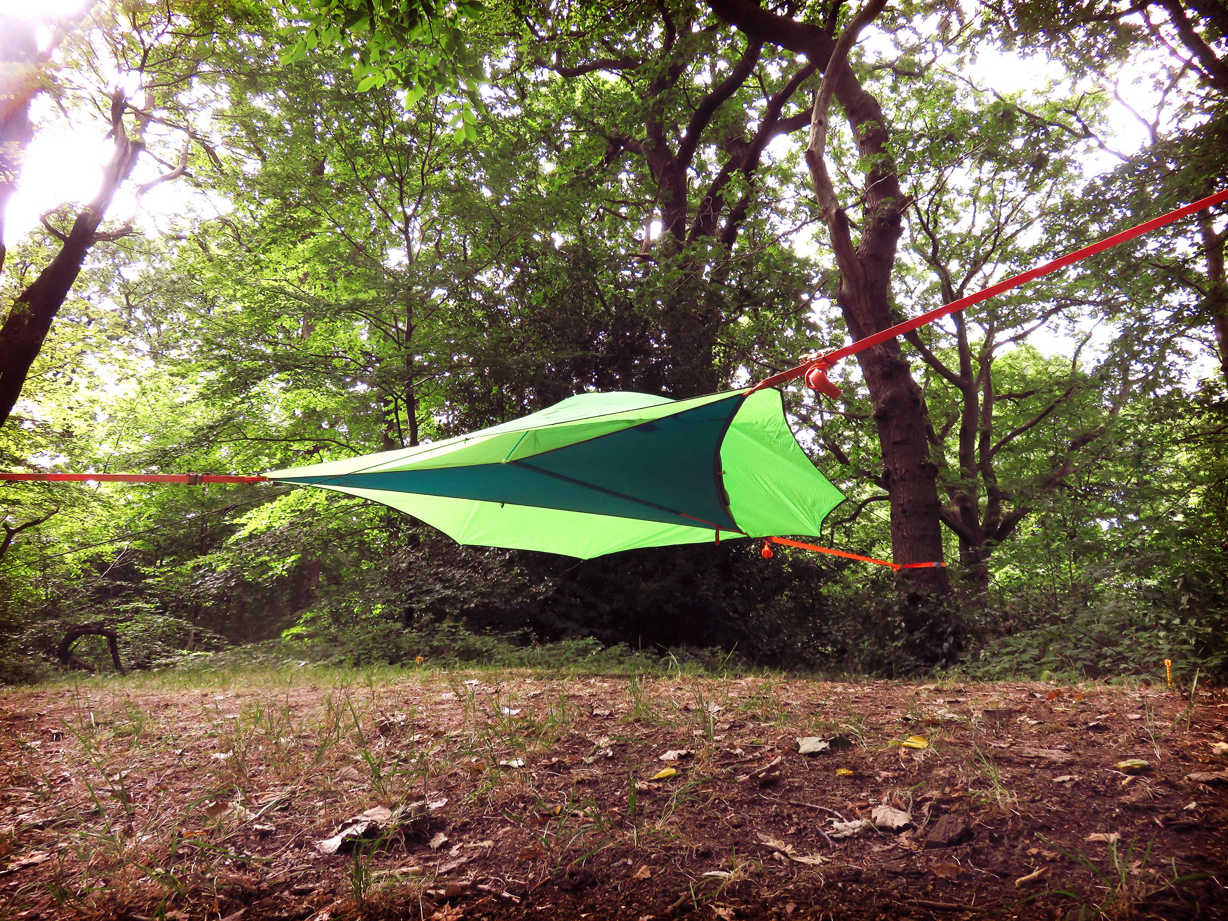 & Tentsile Flite+ 2-Person Tree Tent
