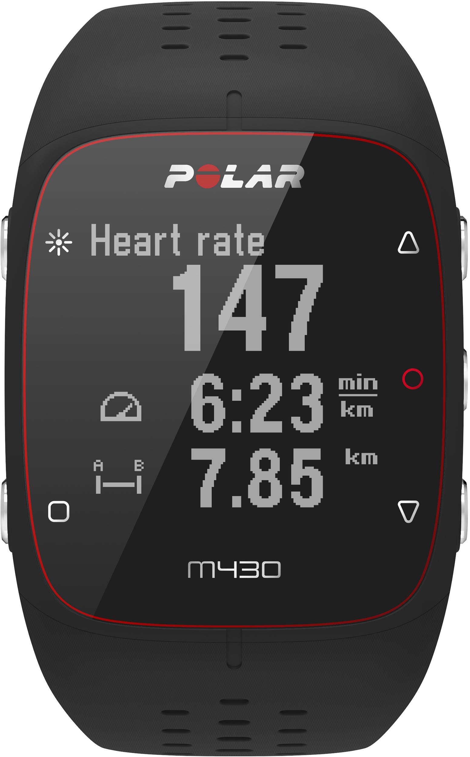 Polar M430 Running Watch Unisex Mec
