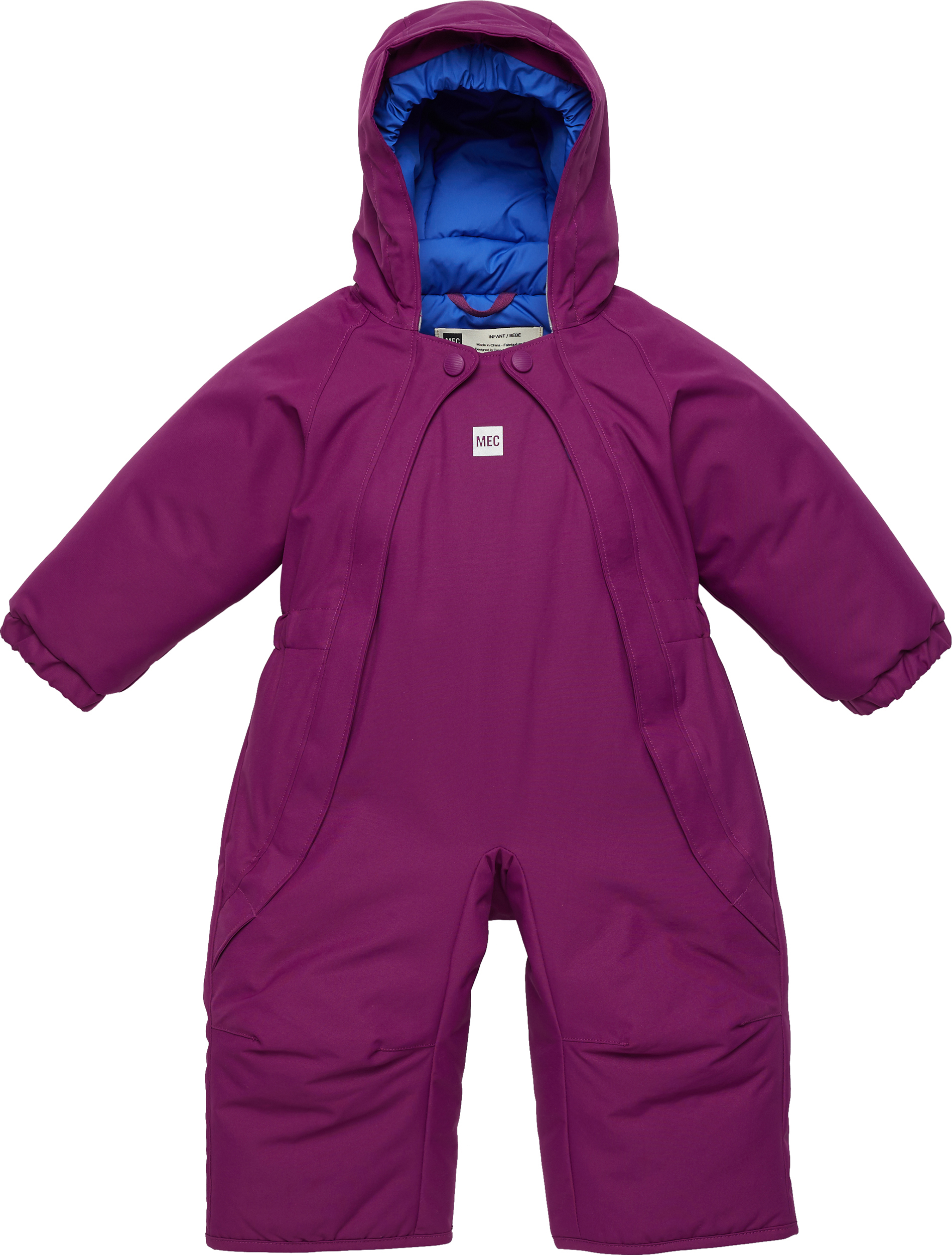 77861419f MEC Toaster Bunting Suit - Infants