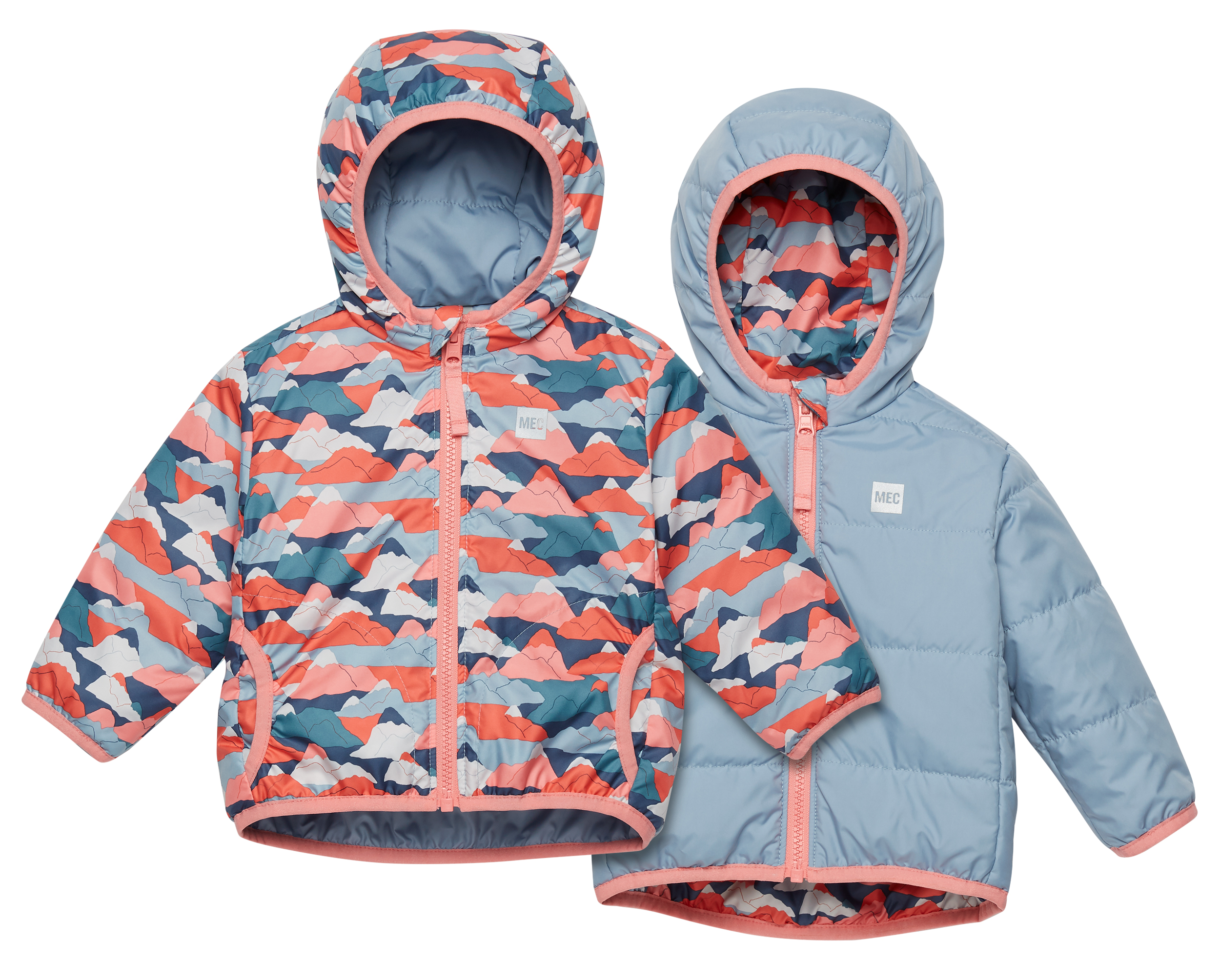 841b076b6e0d MEC Cocoon Reversible Jacket - Infants to Children