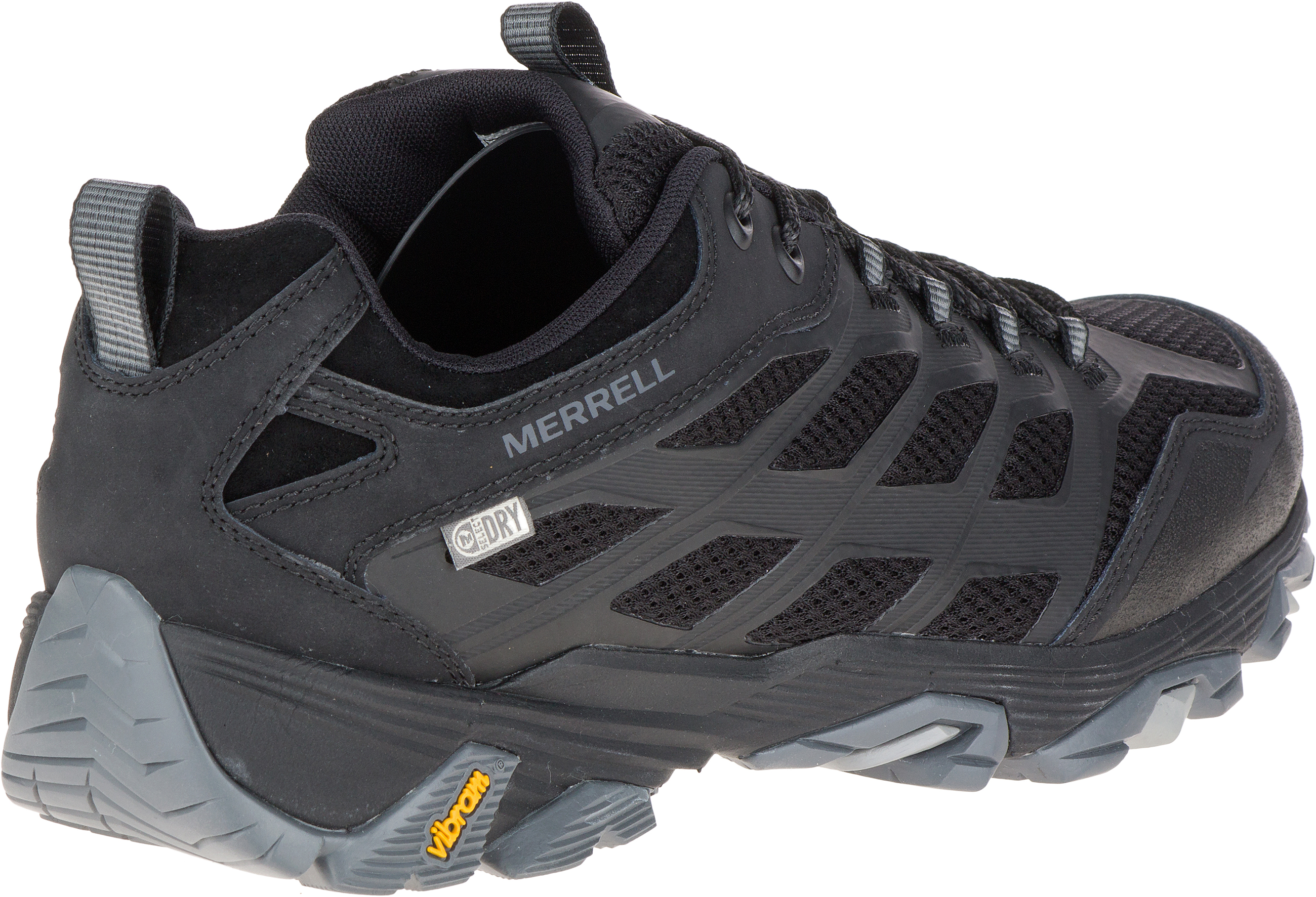 2f8bbd9127b1 Merrell Moab FST Waterproof Light Trail Shoes - Men s