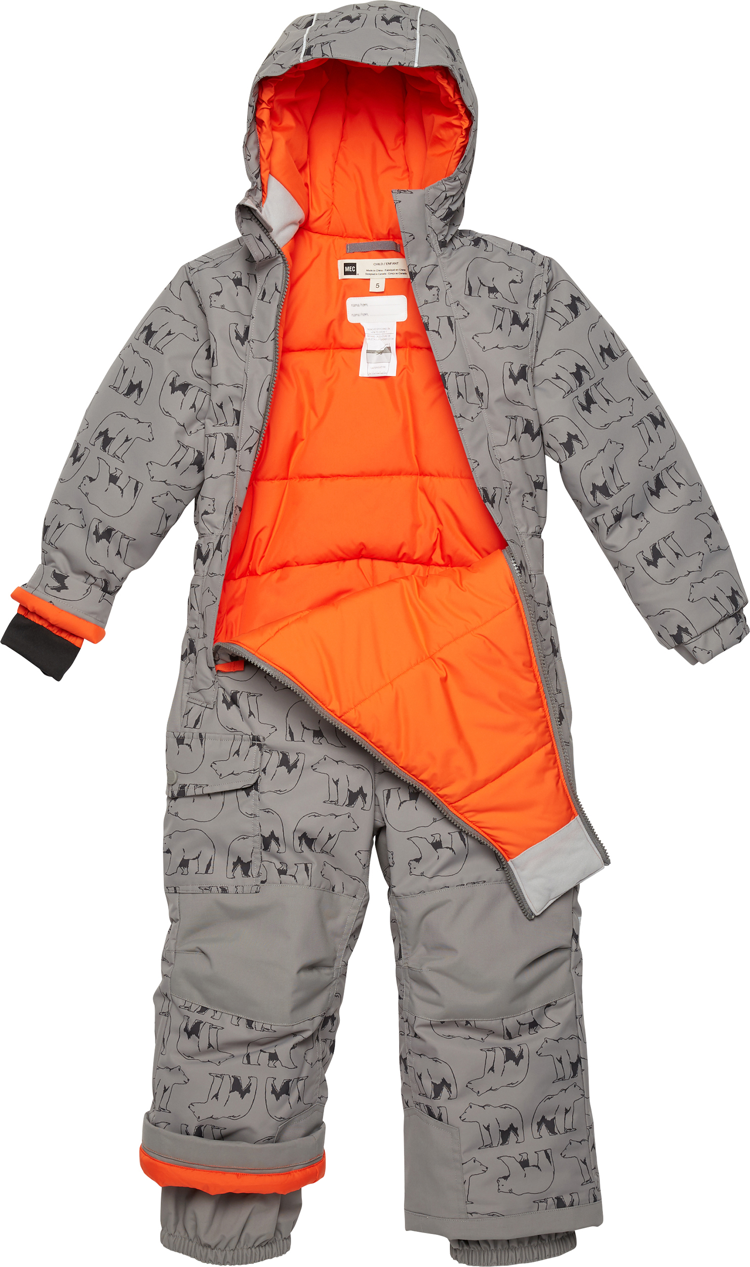 1322e49af MEC Toaster Suit - Children