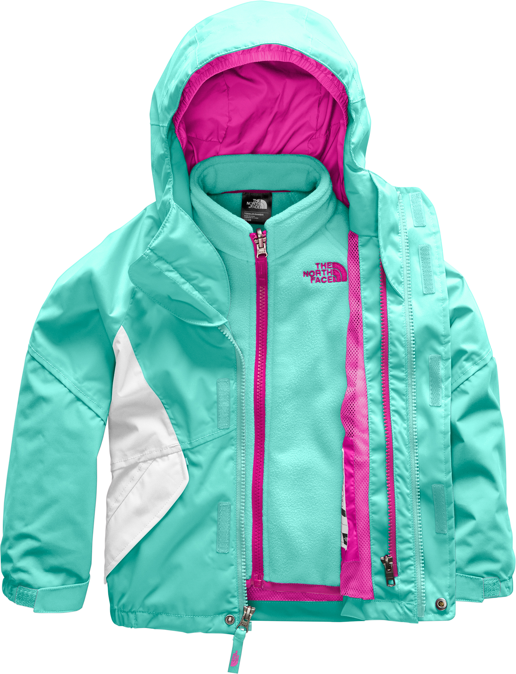 ce3e7b03b The North Face Kira Triclimate Jacket - Girls' - Infants to Children