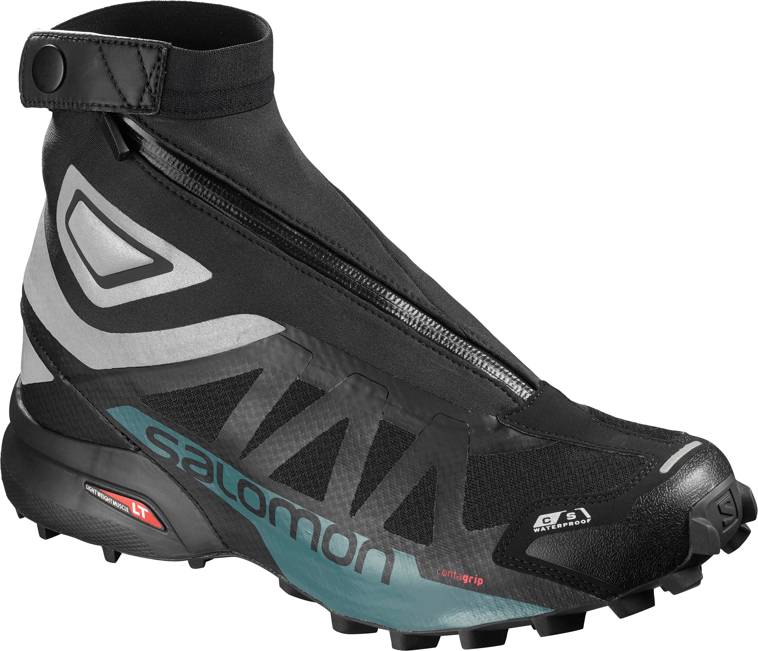 Waterproof Running 2 Salomon Trail Snowcross Shoes Men's rtshQdCx