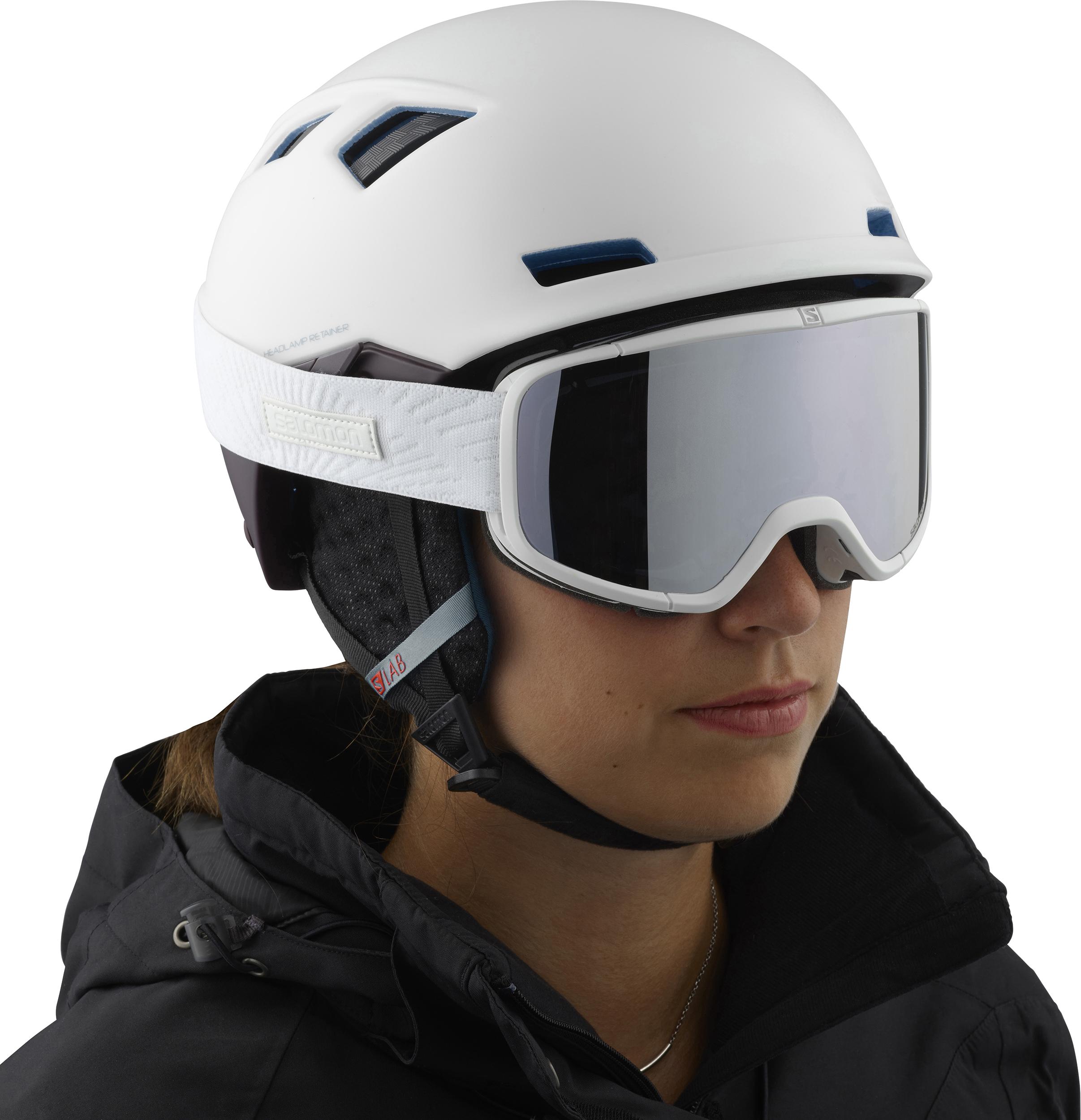 Salomon Four Seven Goggles Unisex Winter Hat Wh 94