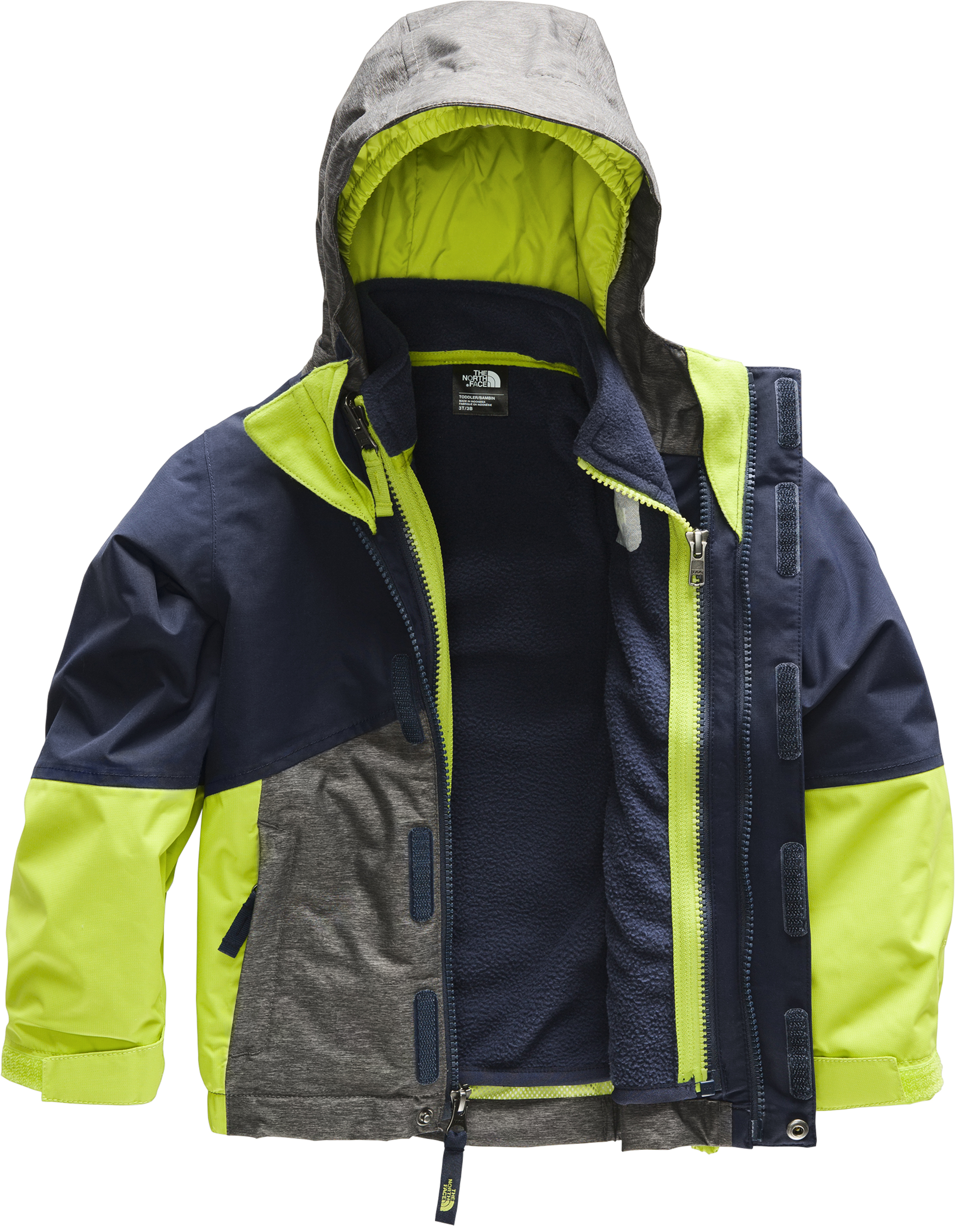 The North Face Boundary Triclimate Jacket - Boys  - Infants to Children 426727bda