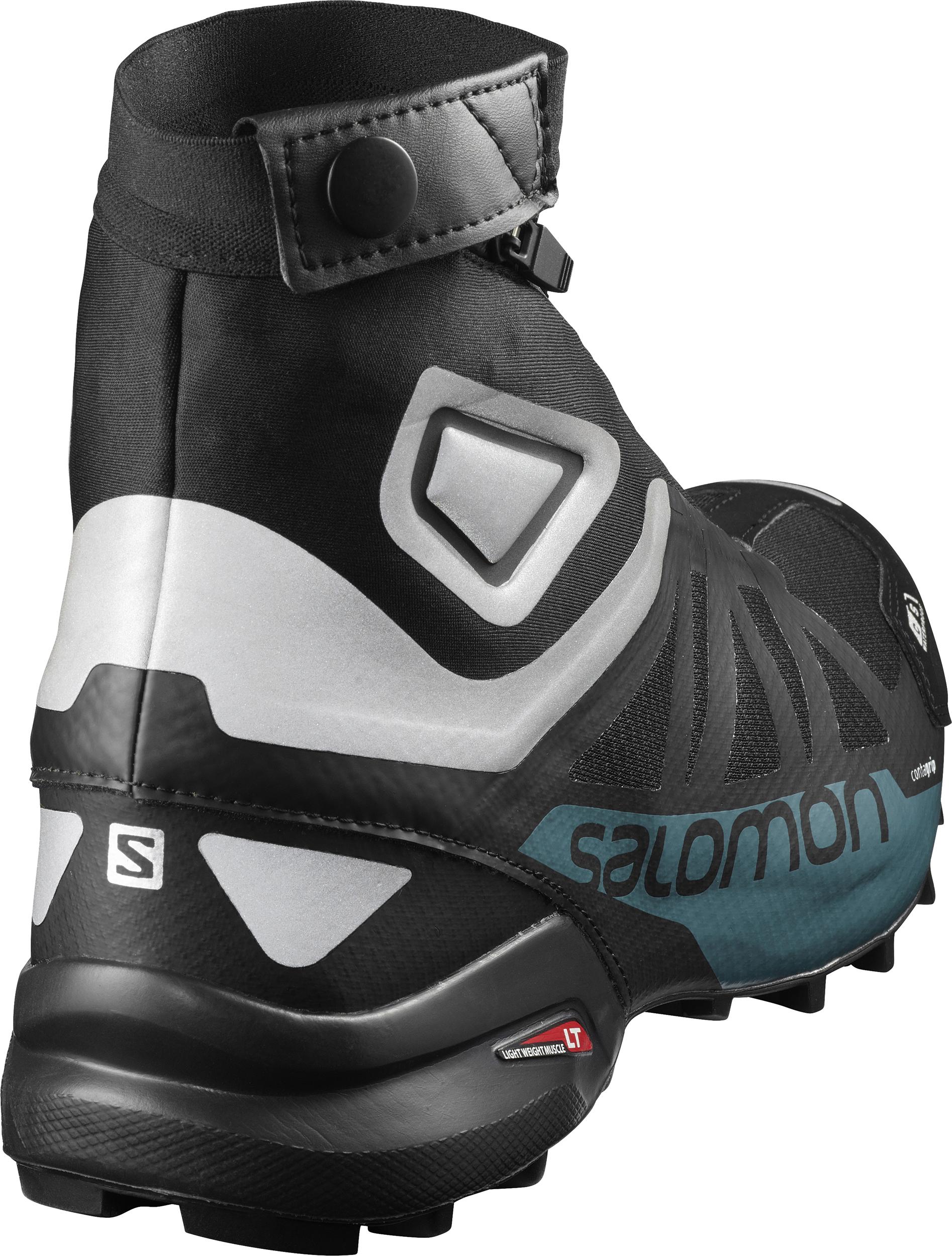the latest c3761 6d605 Chaussures de course imperméables Snowcross 2 de Salomon - Hommes   MEC