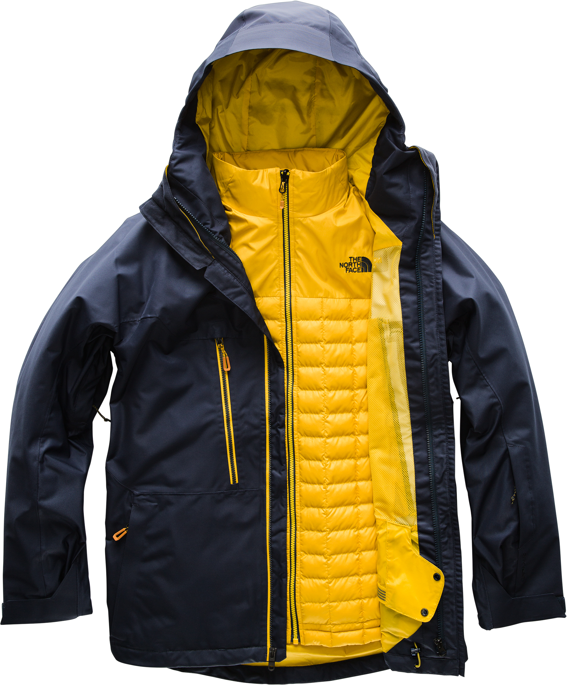 a69dc1b3eaa The North Face ThermoBall Snow Triclimate Jacket - Men s