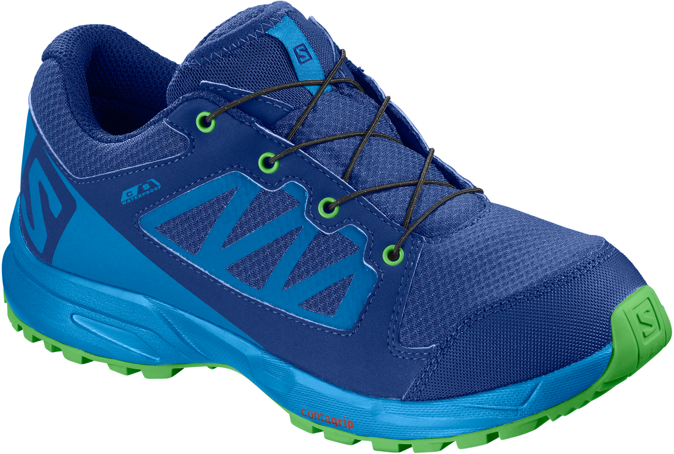 SALOMON JR XA ELEVATE CSWP JUNIOR WATERPROOF SHOES