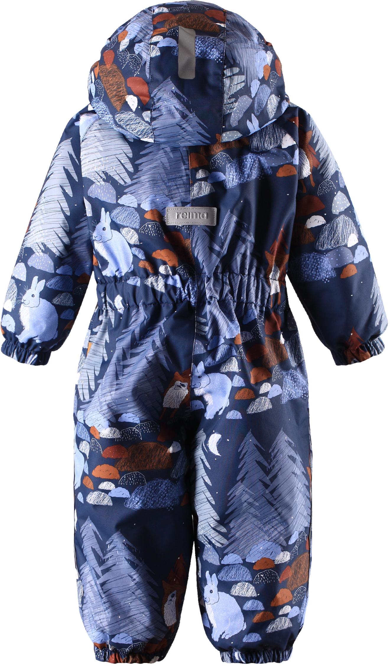 Reima winter overalls: customer reviews 8