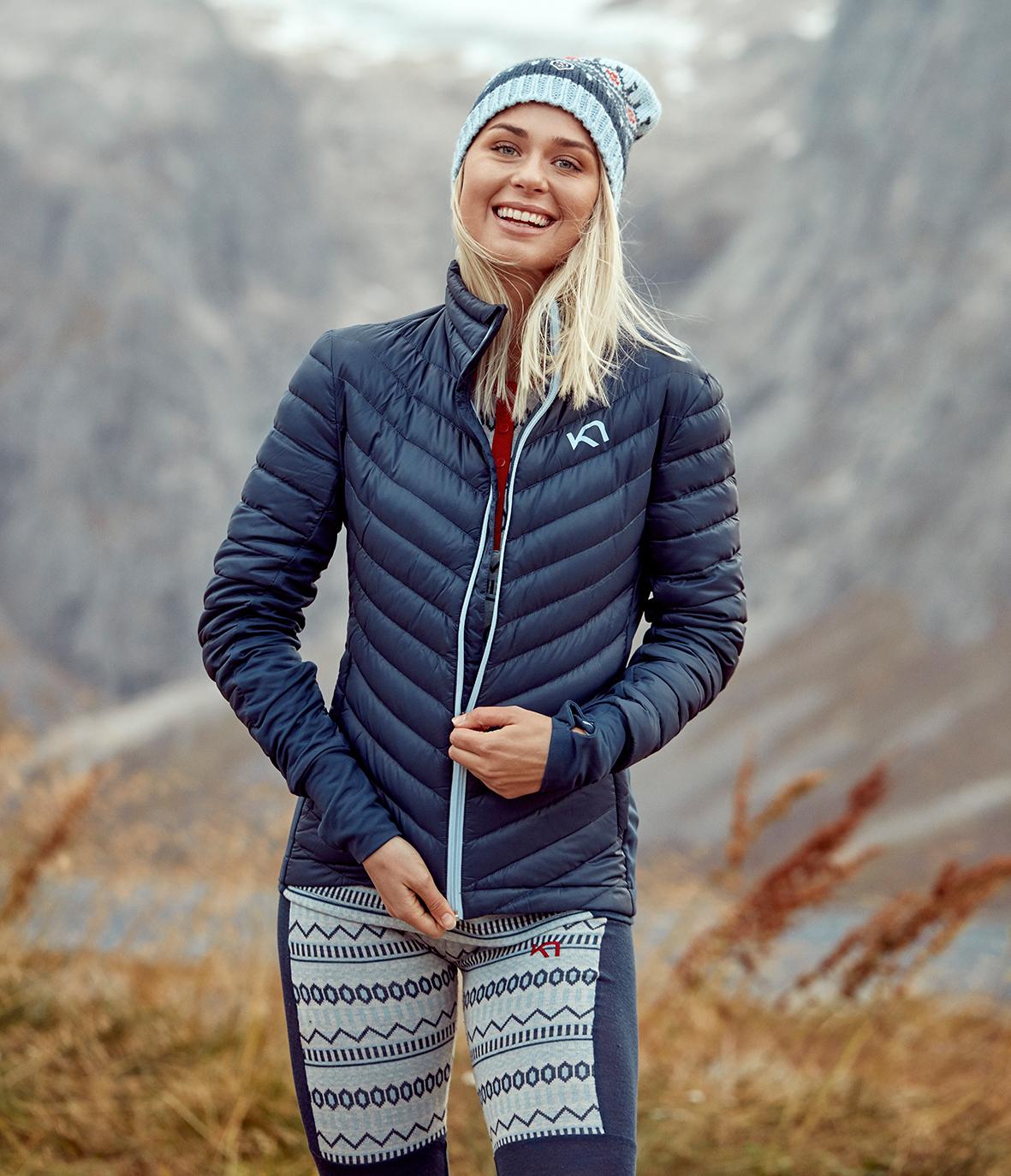 442b83a1 Kari Traa Tove Midlayer Jacket - Women's | MEC