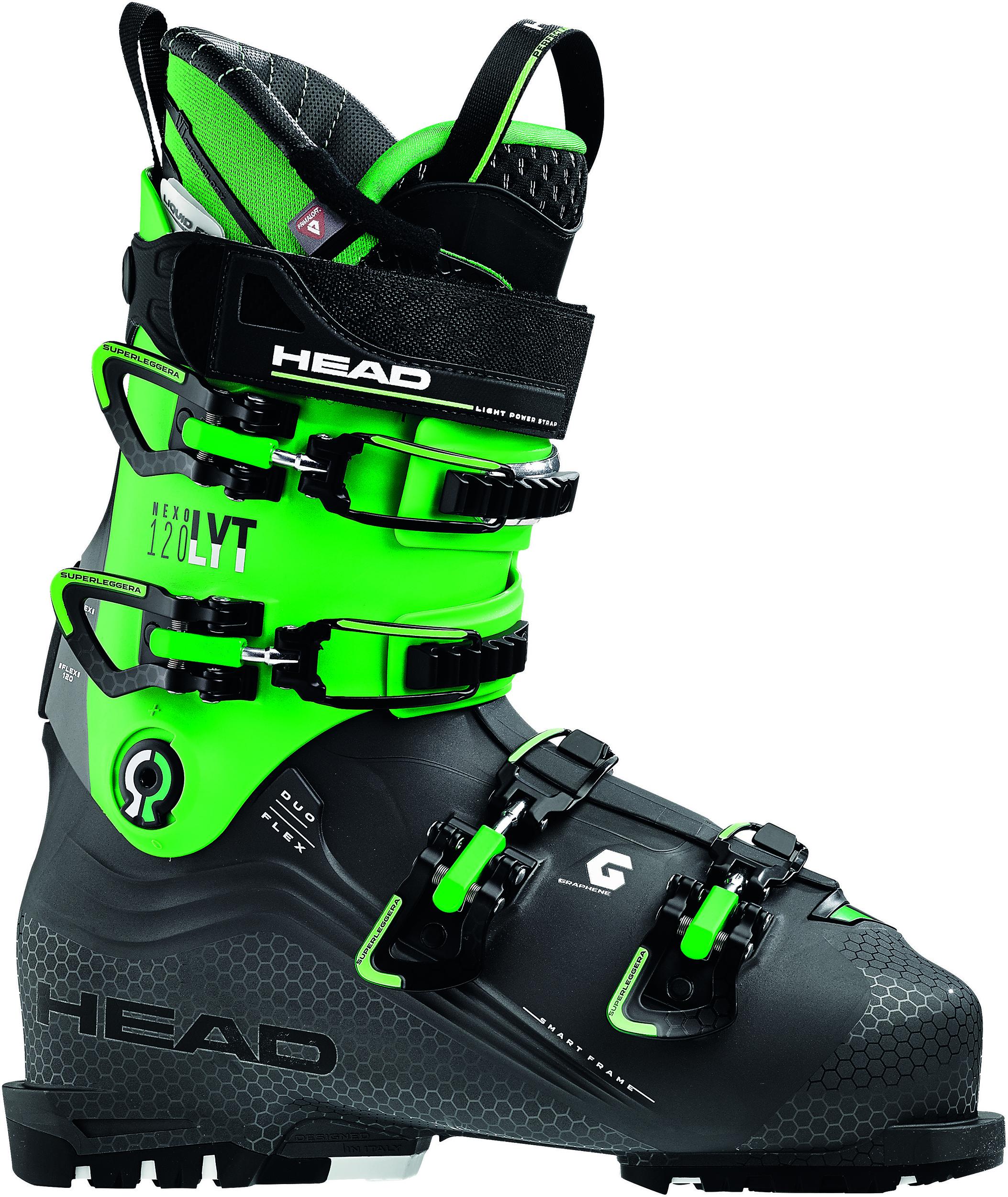 1b7eba8f91 Downhill ski boots and accessories