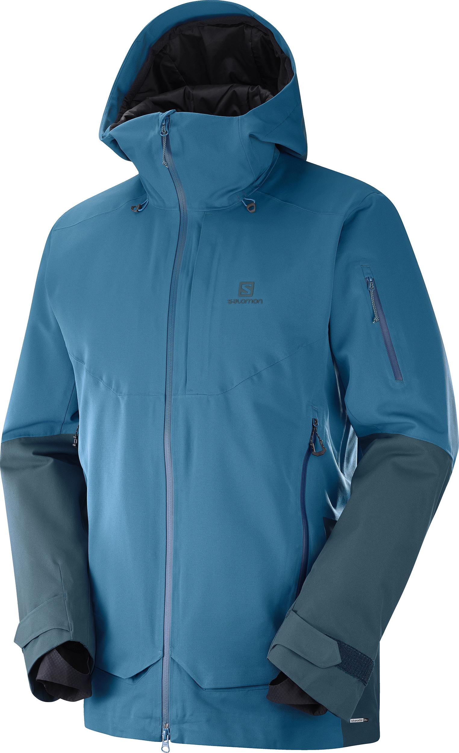 878c7ce56 Salomon QST Guard Jacket - Men's | MEC