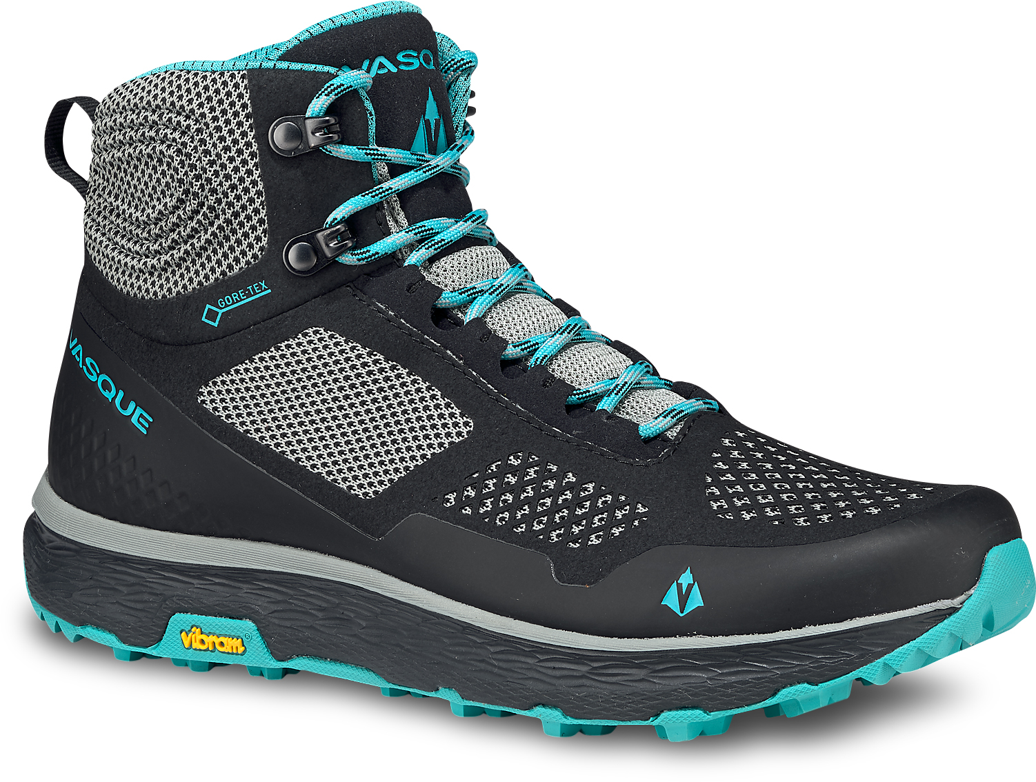 b6b3535ba5b Vasque Breeze LT Mid Gore-Tex Light Trail Shoes - Women's