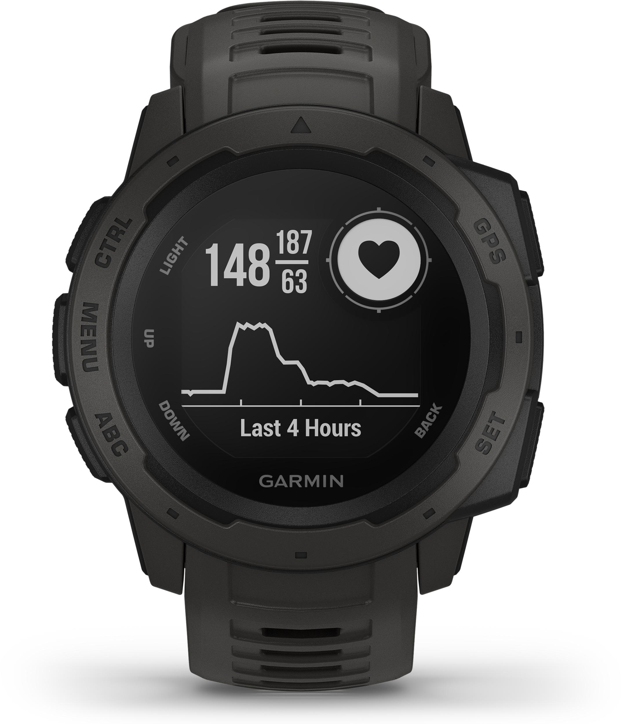 Garmin Instinct GPS Watch - Unisex | MEC