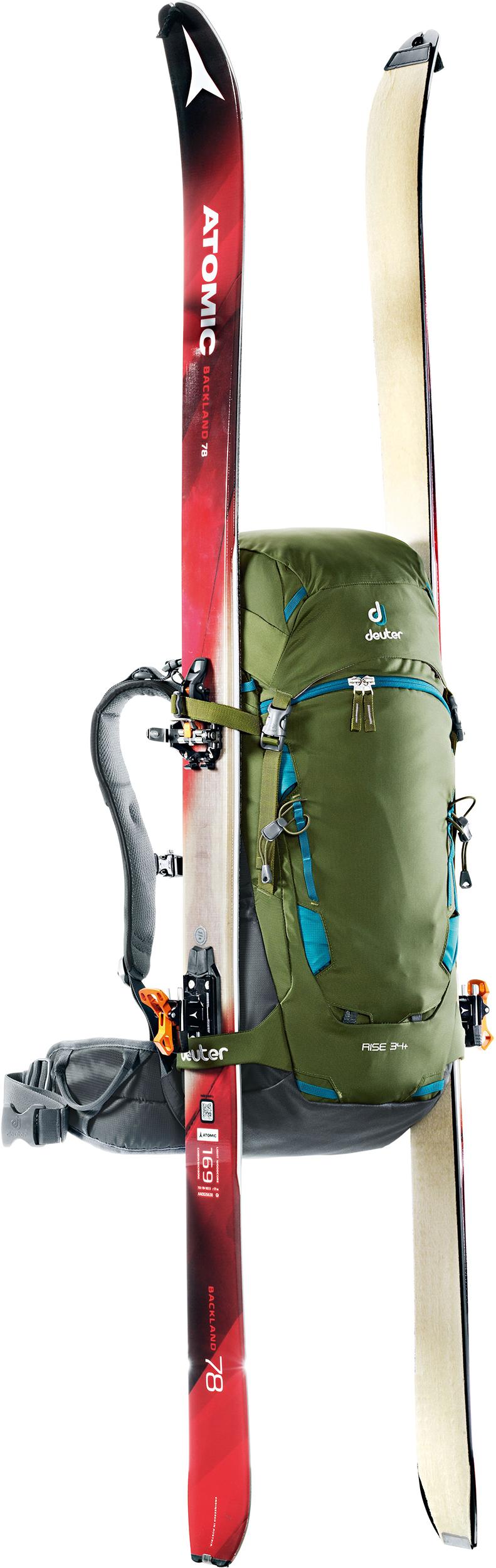 e3e1269070ce6 Deuter Rise 34+ Backpack - Unisex