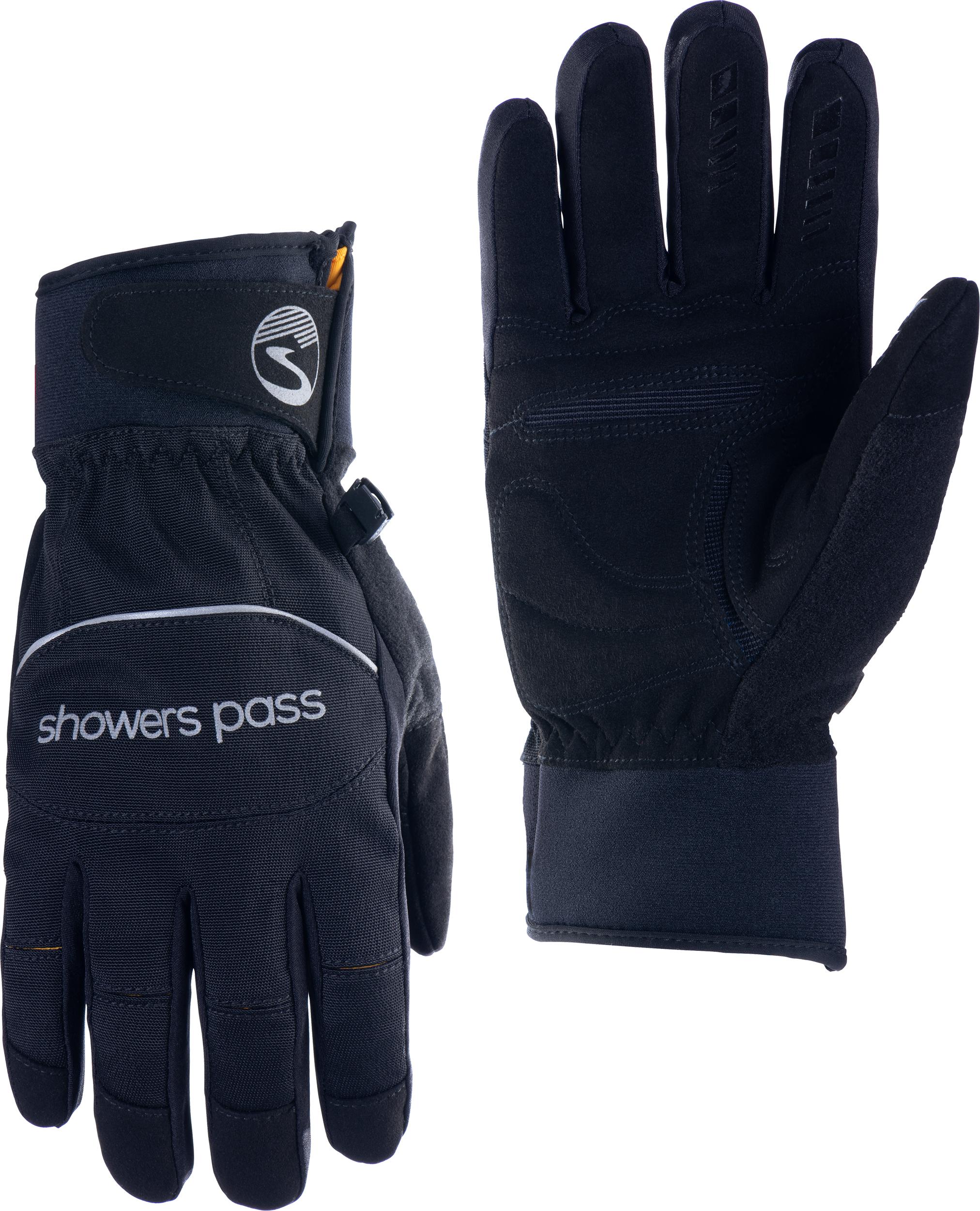 Black 5ive Star Gear Performance Softshell Waterproof Glove